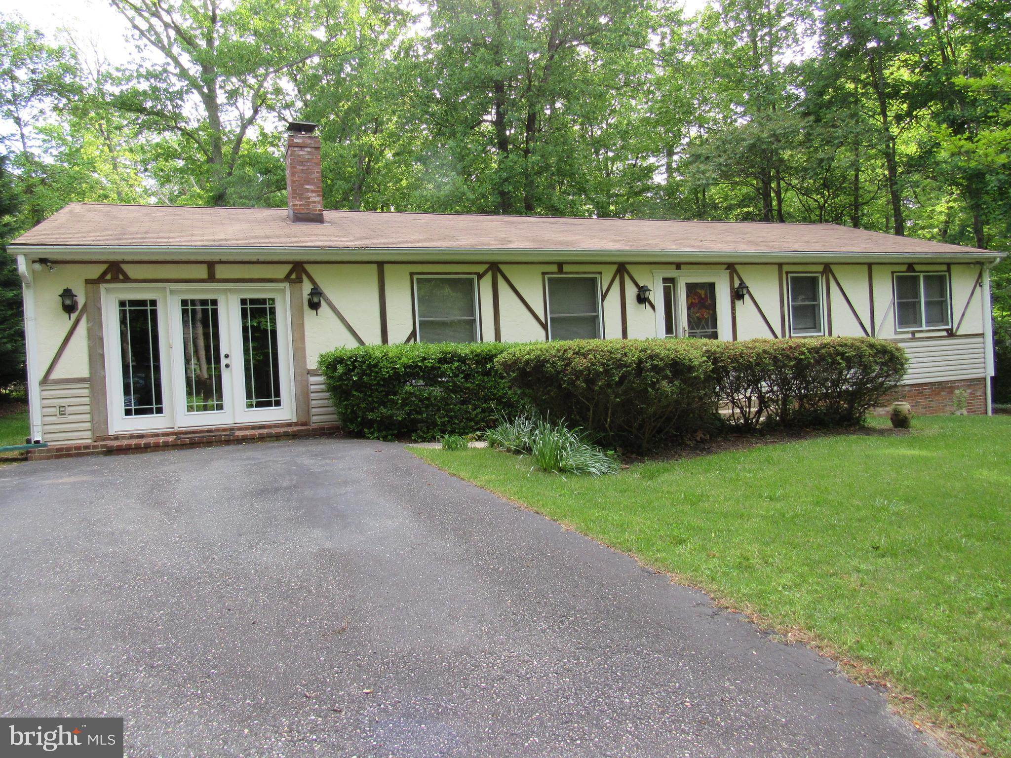 Nice Rambler with 3 Bedrooms and 2 baths on mostly level lot waiting to be yours.  This is an estate