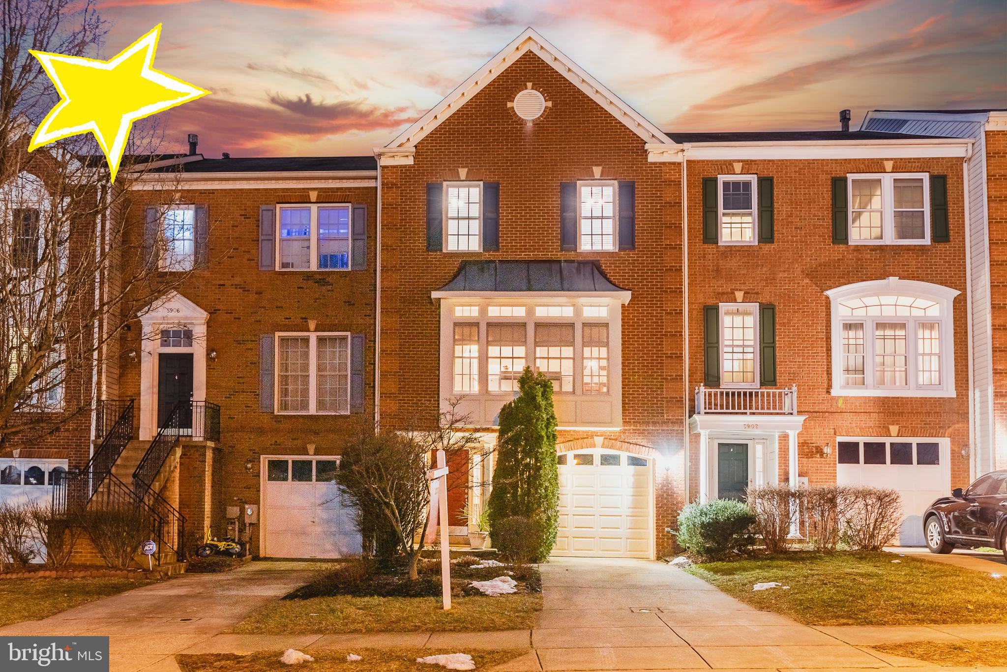 Rarely available townhome in sought after Lyndwood neighborhood.  Spacious TH floorplan is enhanced