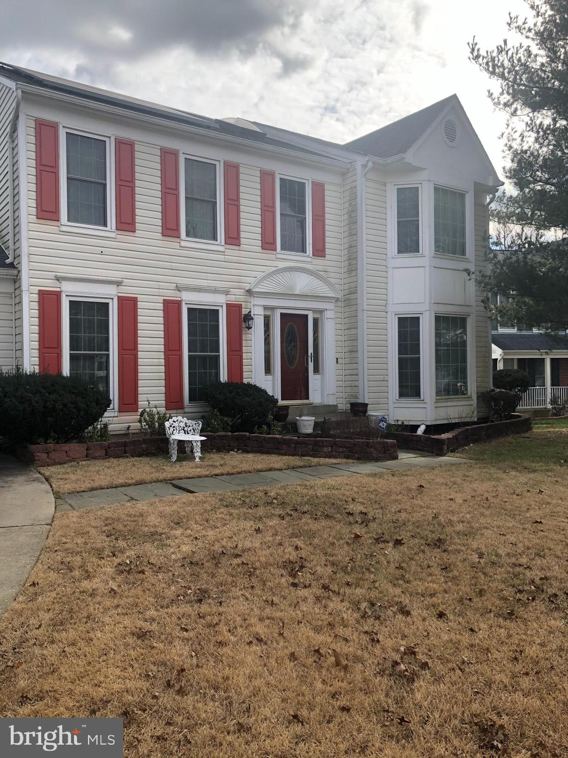 Spacious Bowie/Prince Georges 5 bedroom 3 full bath Colonial home in the desirable Lake Arbor Commun