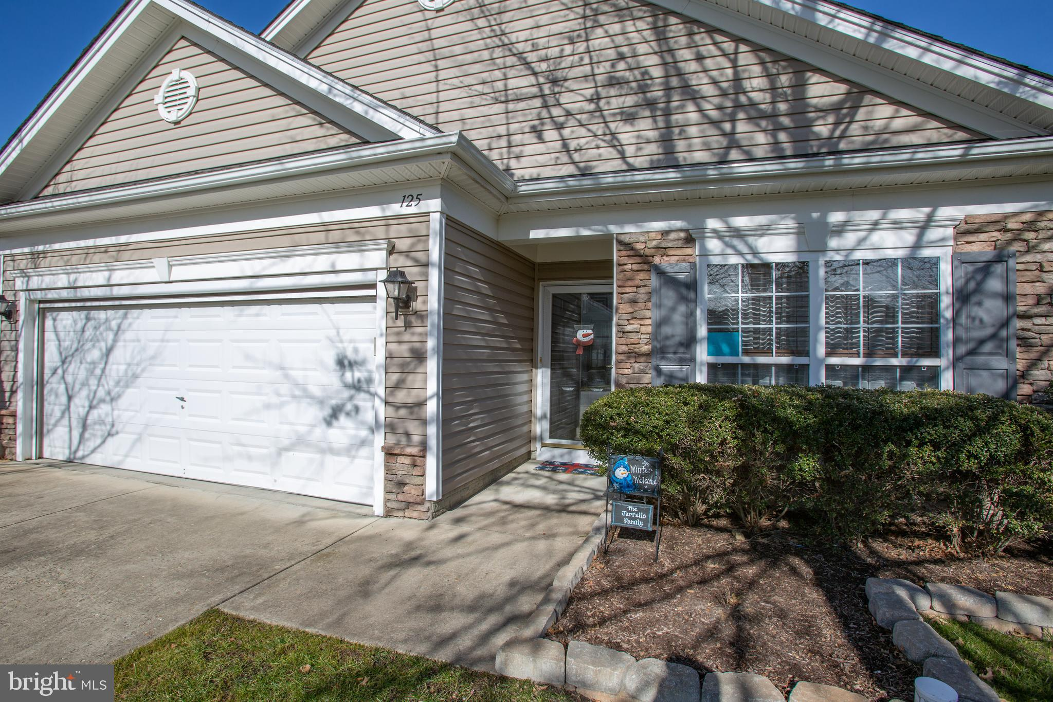 Welcome to 125 Smithfield Way located in the premier active adult community, Falls Run.  This beauti