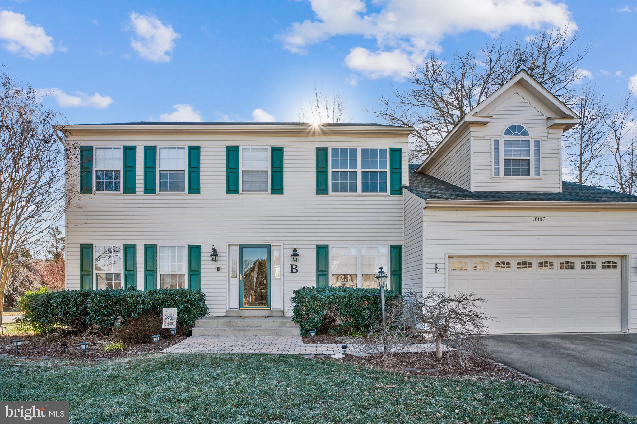 Nestled inthe Great Oak subdivision of Manassas you'll discover a well loved and beautifully maintai