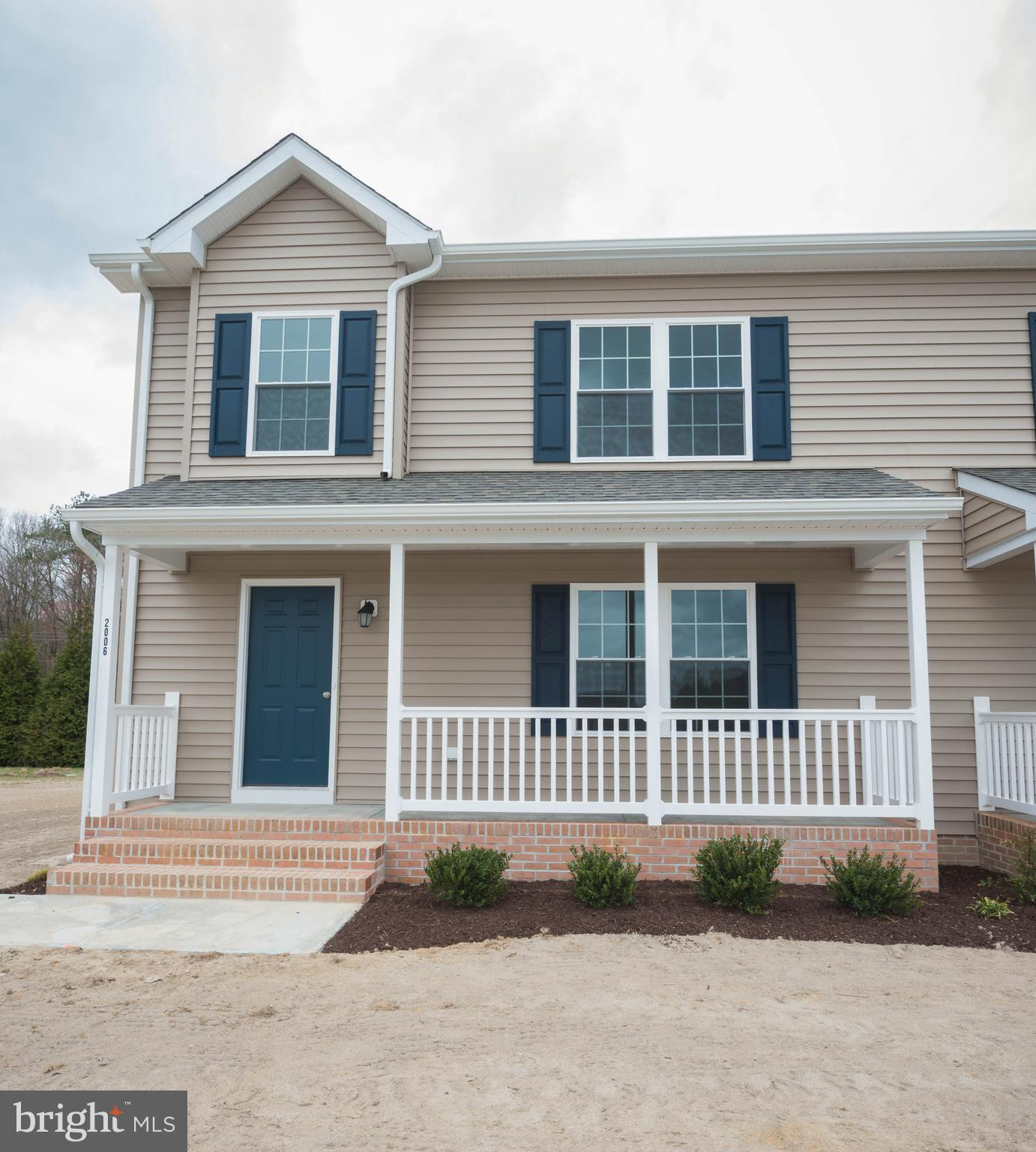 Brand new home just completed! Southern Fields - an attractive community of new homes. Qualifies for