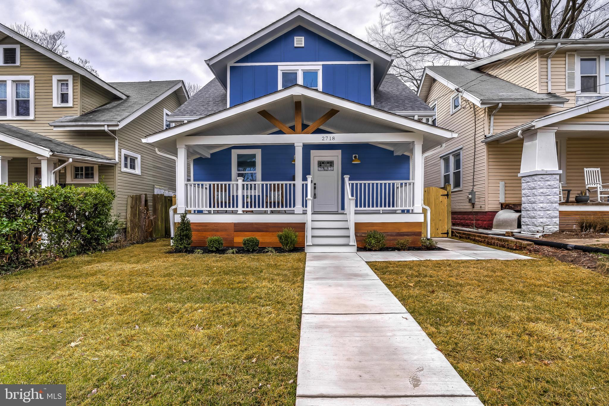 *WOW* Incredible high end renovation ! Ready for the discerning buyer. The home features chef's kitc