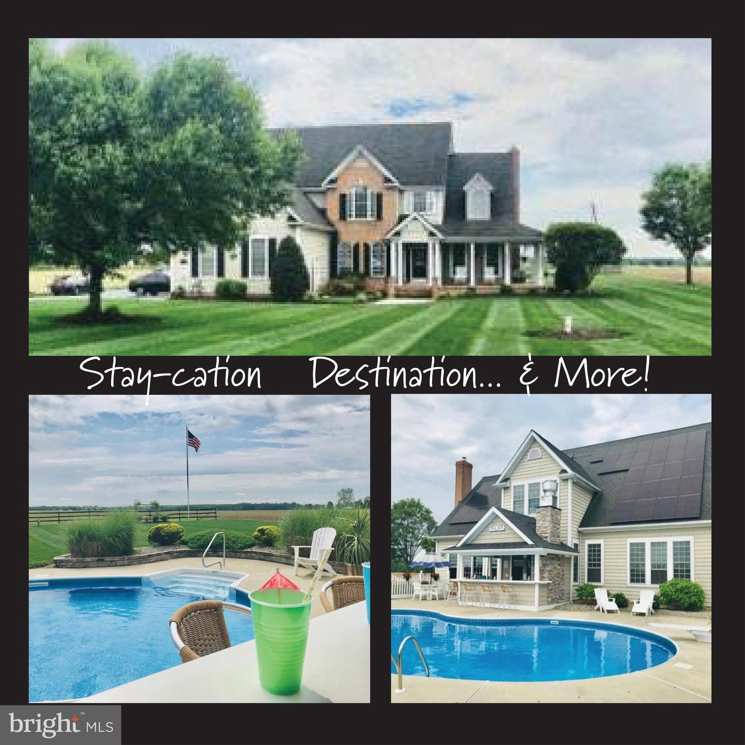 Welcome to your Stay-Cation Destination! This gorgeous 4000+ sq ft home is everything you want in a