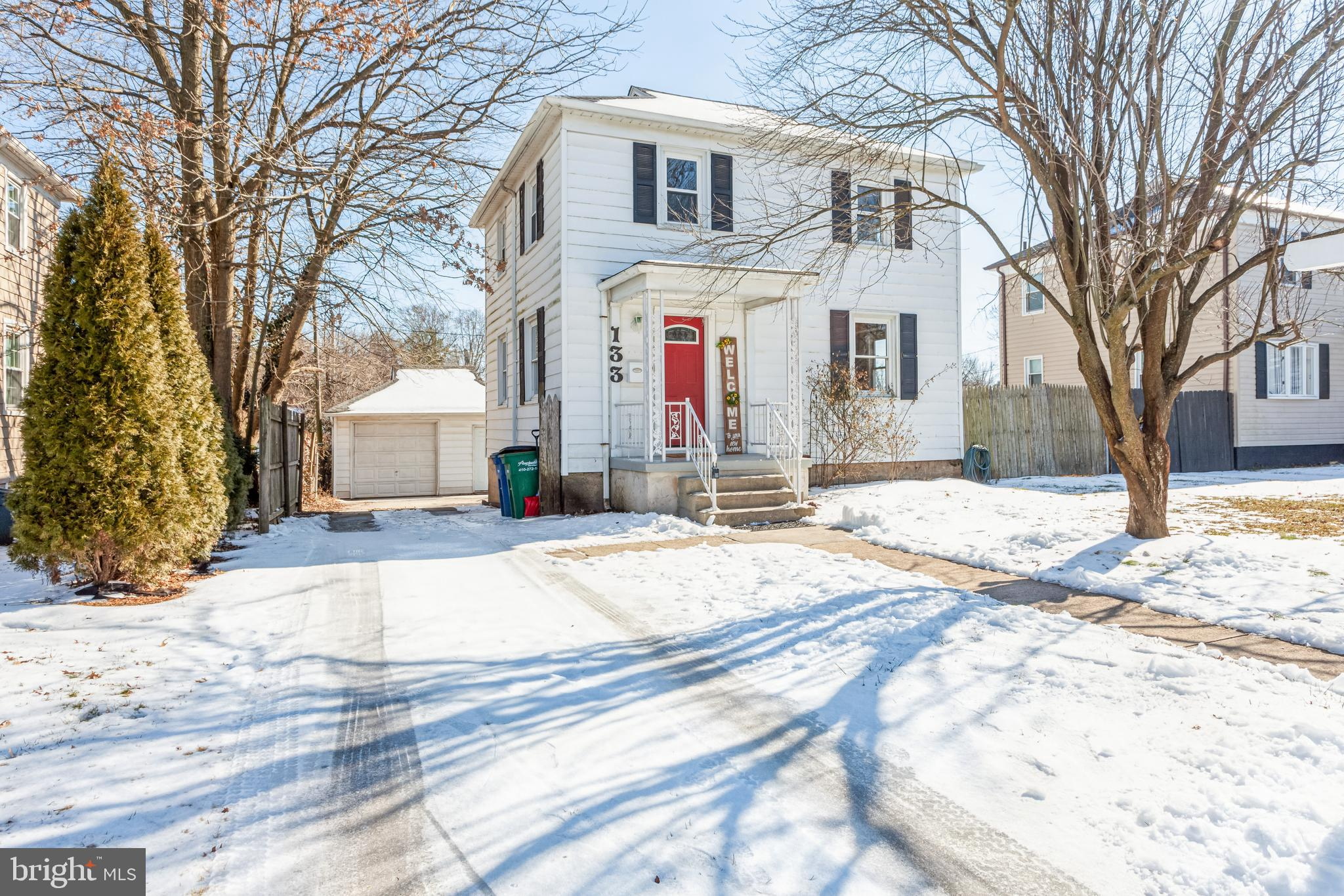 Welcome to this fully updated home, just minutes from APG.  Full remodel was completed in 2016.  Thi