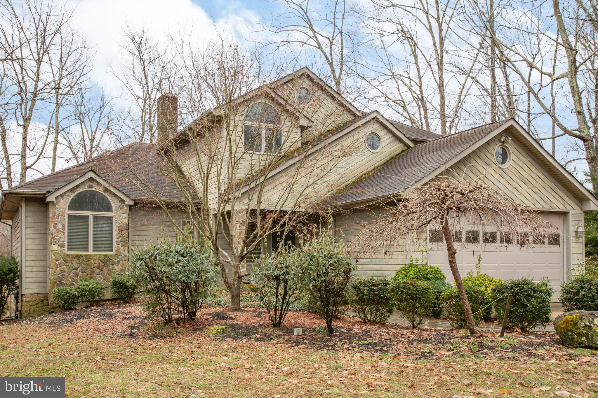 Waterfront home with Potomac River Access in very desirable location.  Minutes to downtown Frederick