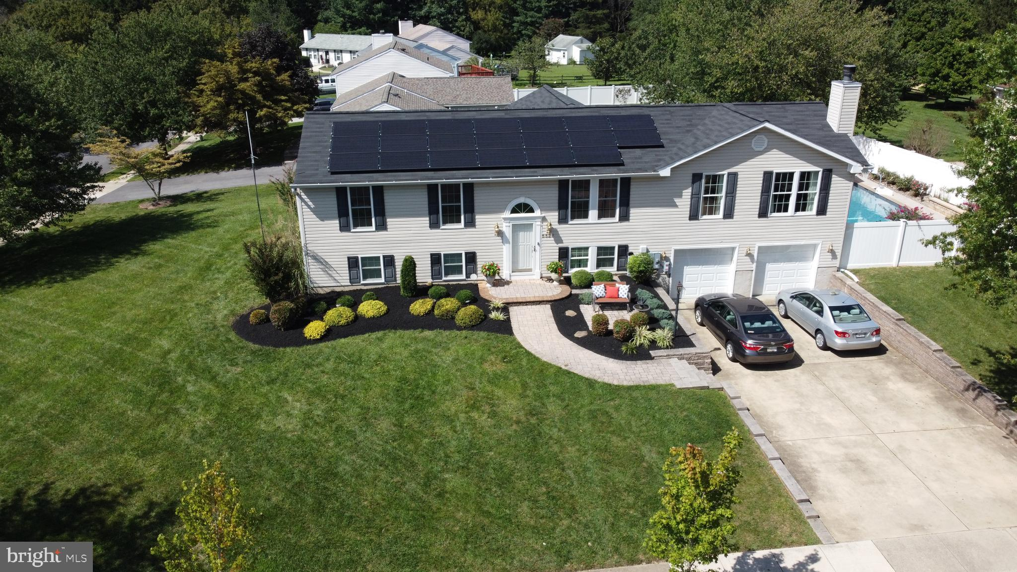 Family Retreat?  Look no further!  Meticulously maintained home features upgrades inside and out, ma