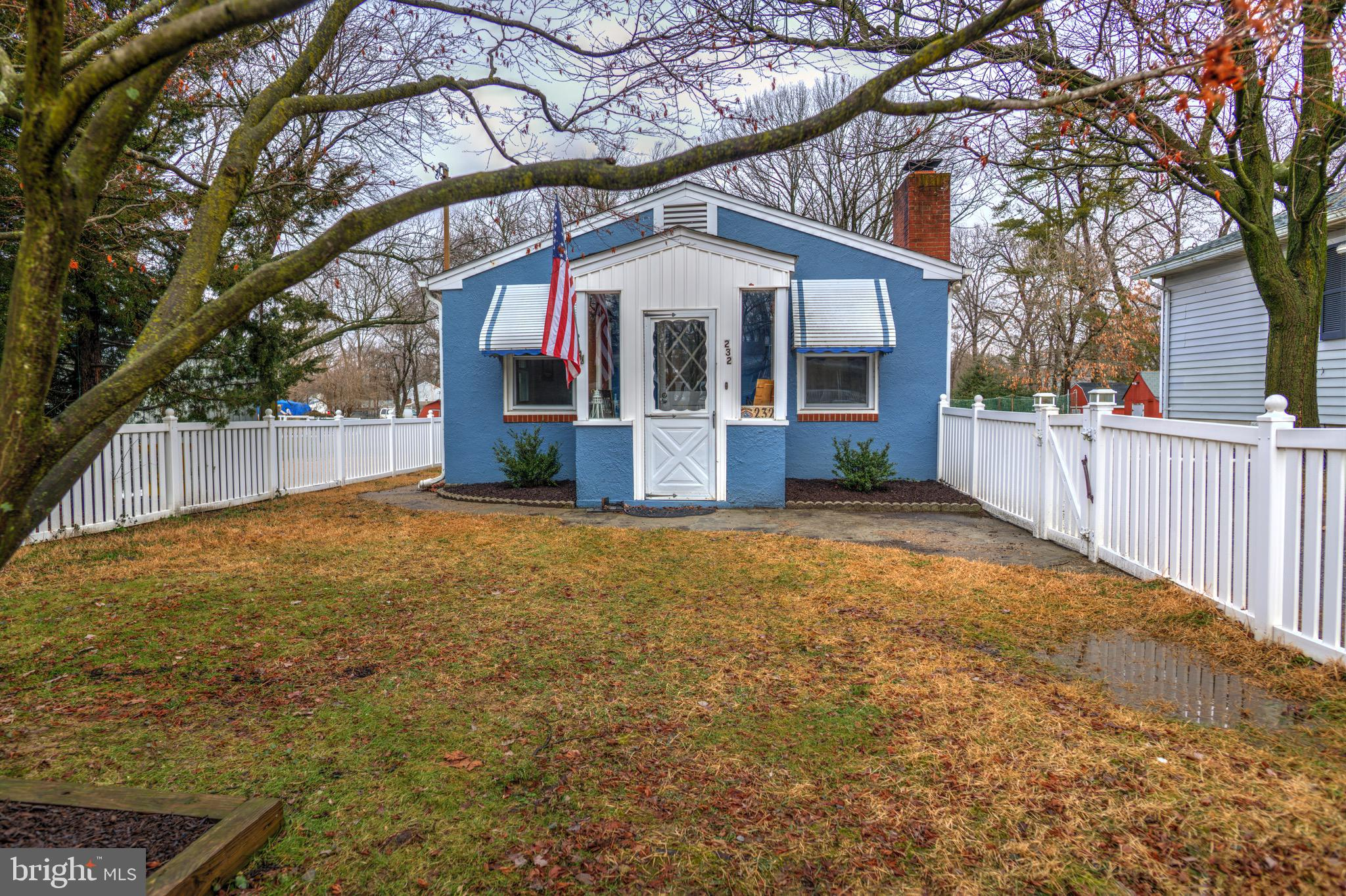 This charming cottage is filled with character.  Ever inch of this house is utilized perfectly and w