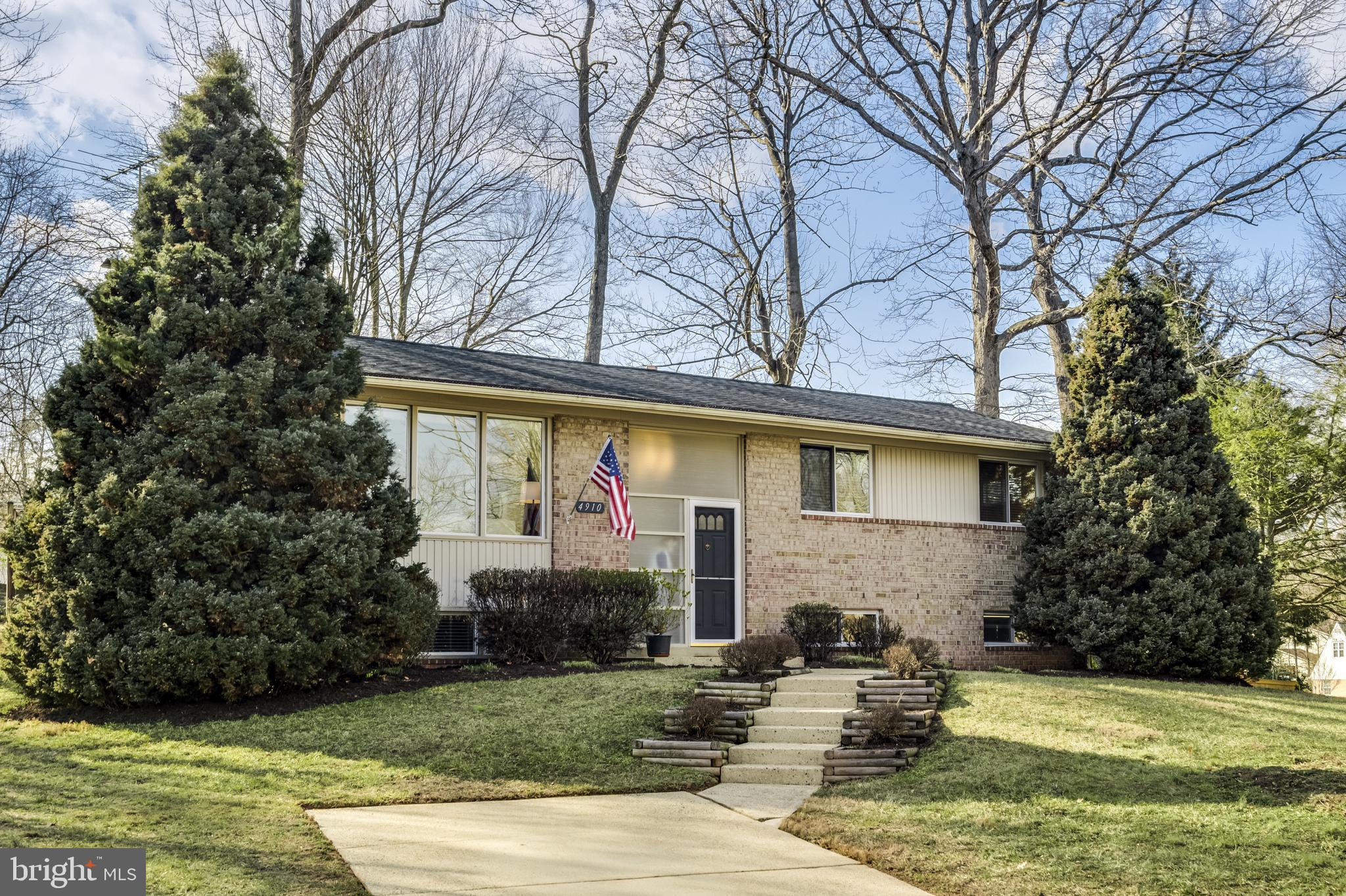You will be proud to call 4910 Eland Court home! This cute contemporary style abode located on a cor