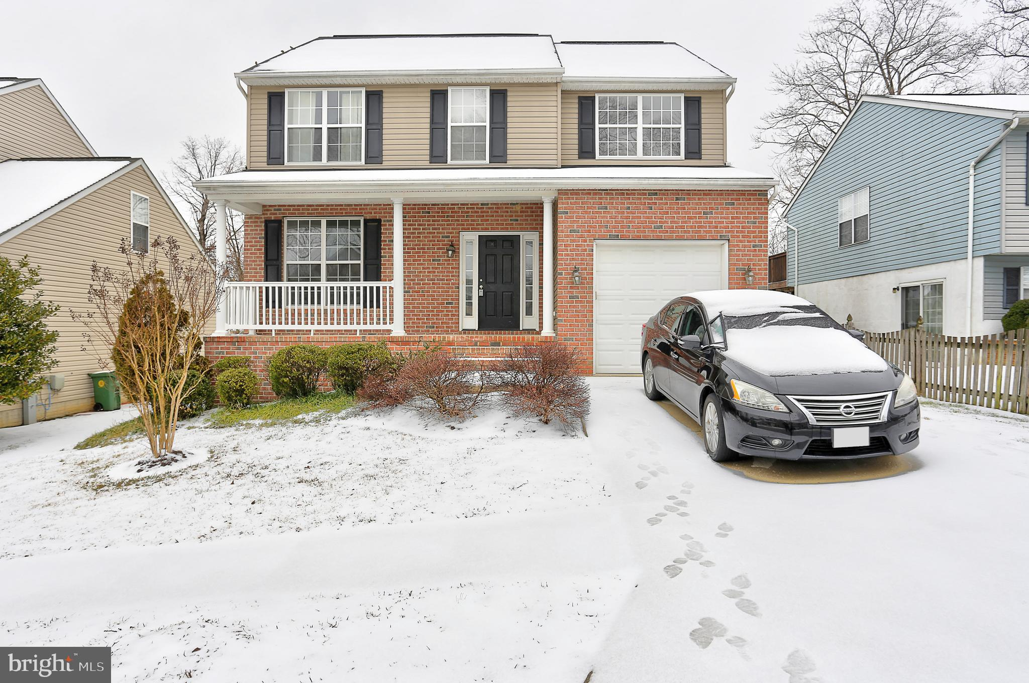 SHORT SALE- Home is less than 11 years old. Ameri-Star Homes Roosevelt model.  Colonial boasting an open floor plan located on a very quiet street only minutes from major commuter routes.