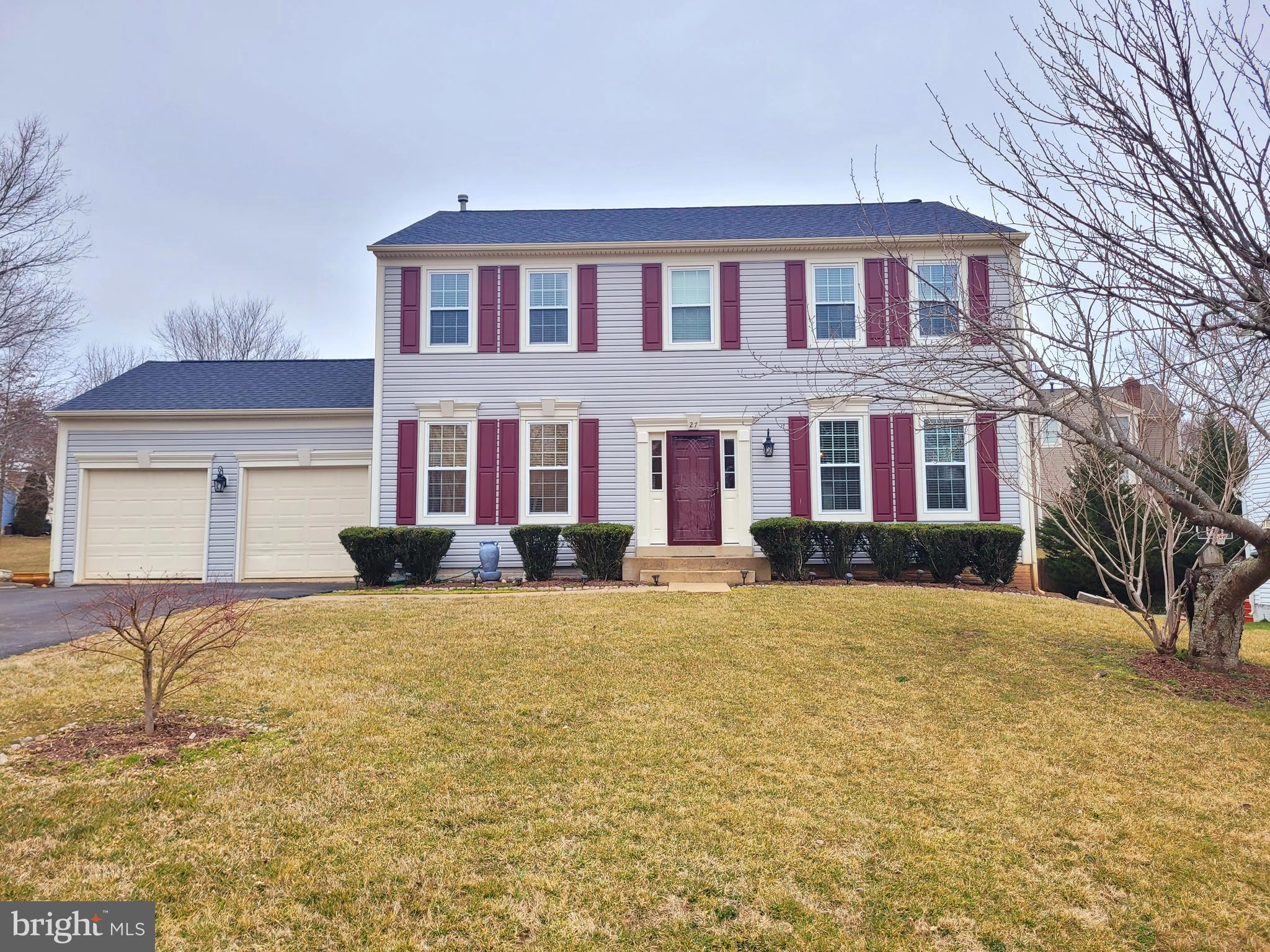 **First time on the market by the original owner that shows pride in ownership!** Beautifully mainta
