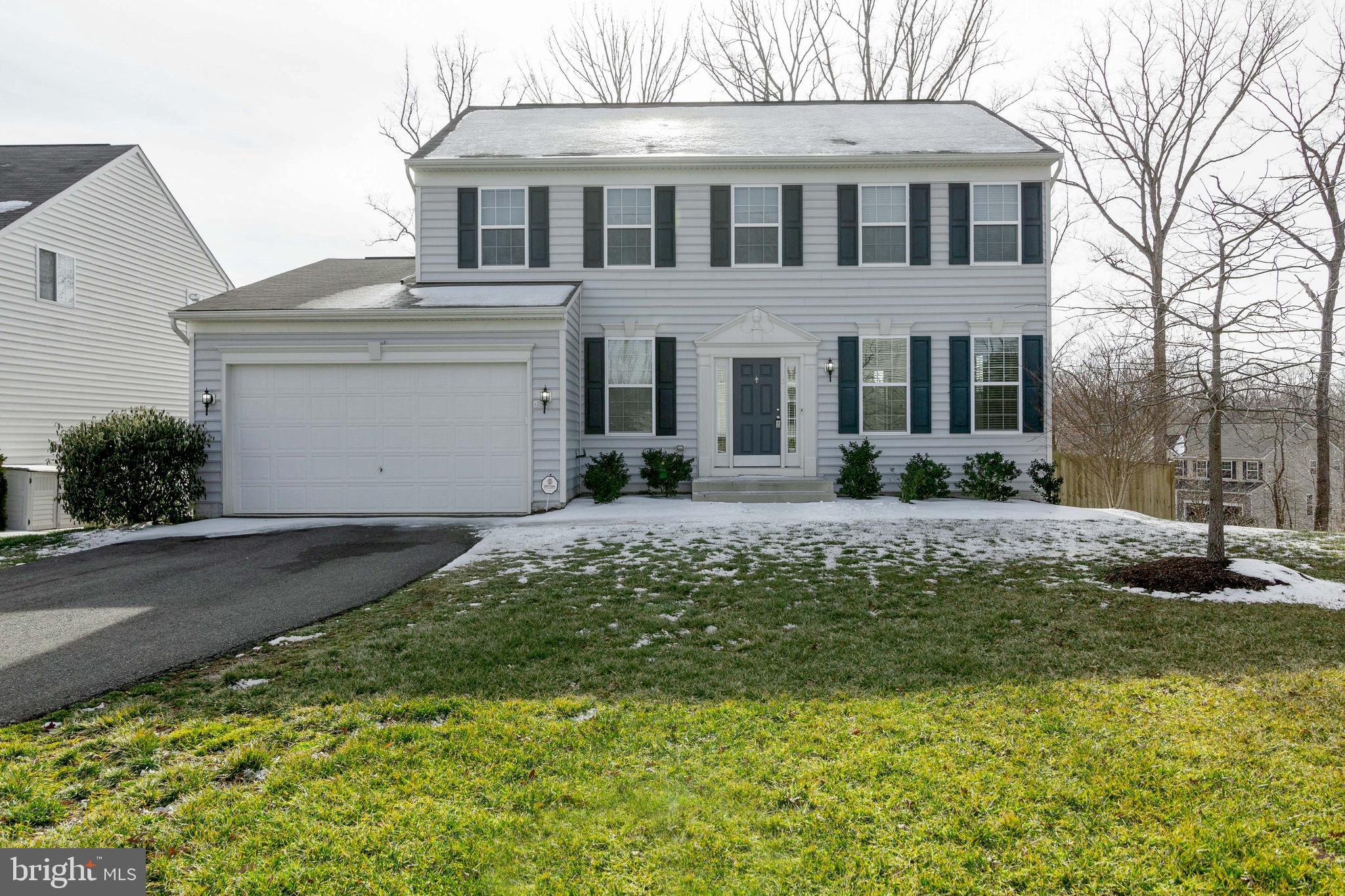 Your new home awaits, this 5.5 year old move in ready single family home in North Stafford has 5 Bed