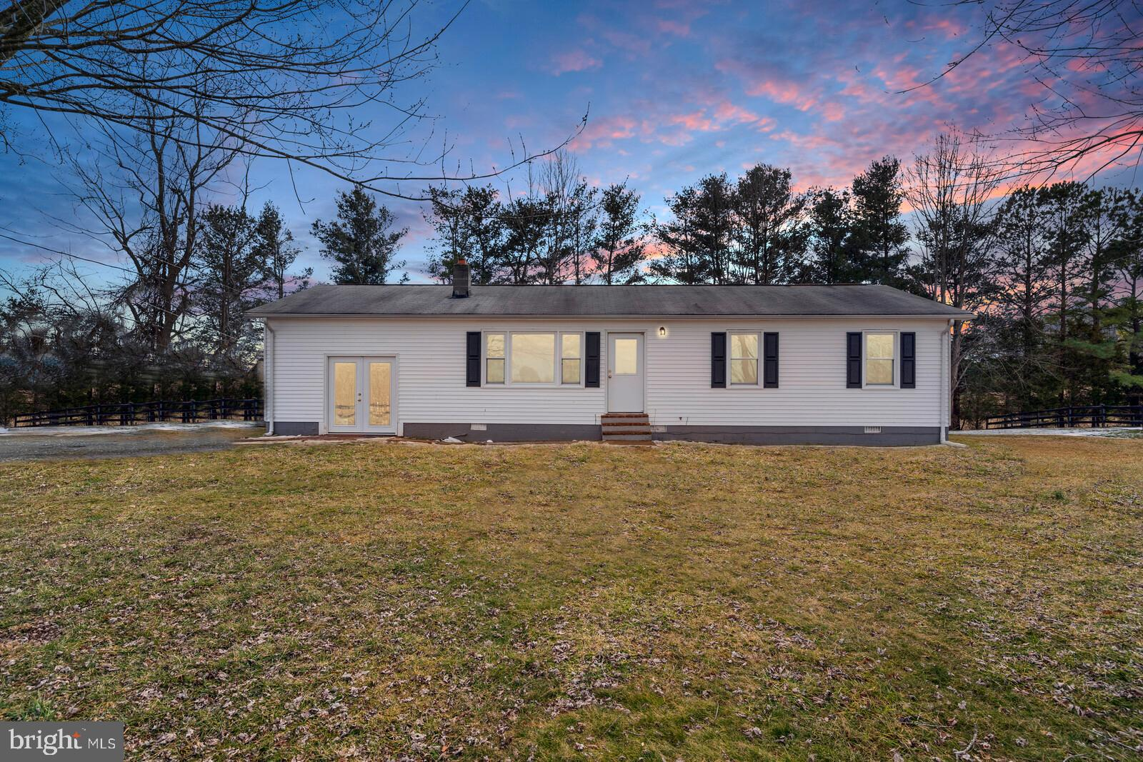 Rural living with no HOA yet still close to amenities! Welcome to 187 Dunbar! Renovated throughout,