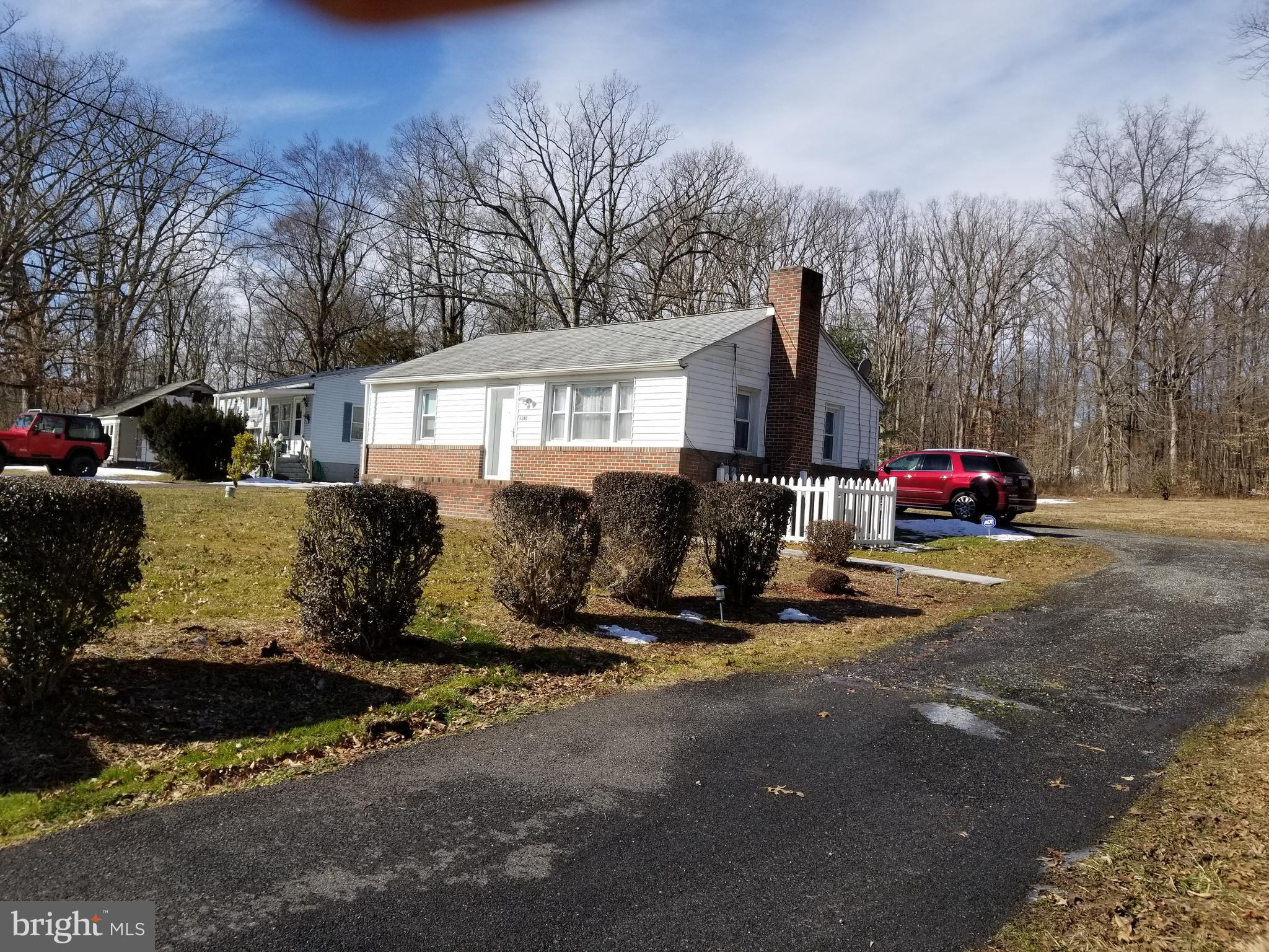 FALL THROUGH...BACK ON THE MARKET! This home in the country is waiting for you!! Situated on one acr
