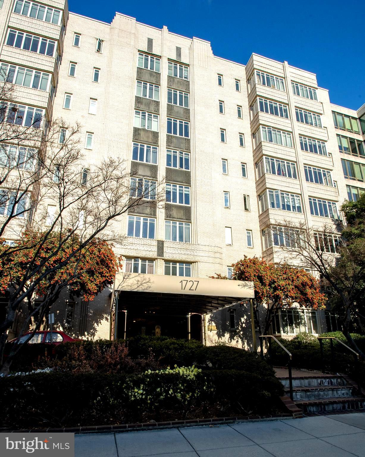 GREAT INVESTMENT OPPORTUNITY IN THE HEART OF D.C. JUST STEPS AWAY FROM EVERYTHING INCLUDING DUPONT,