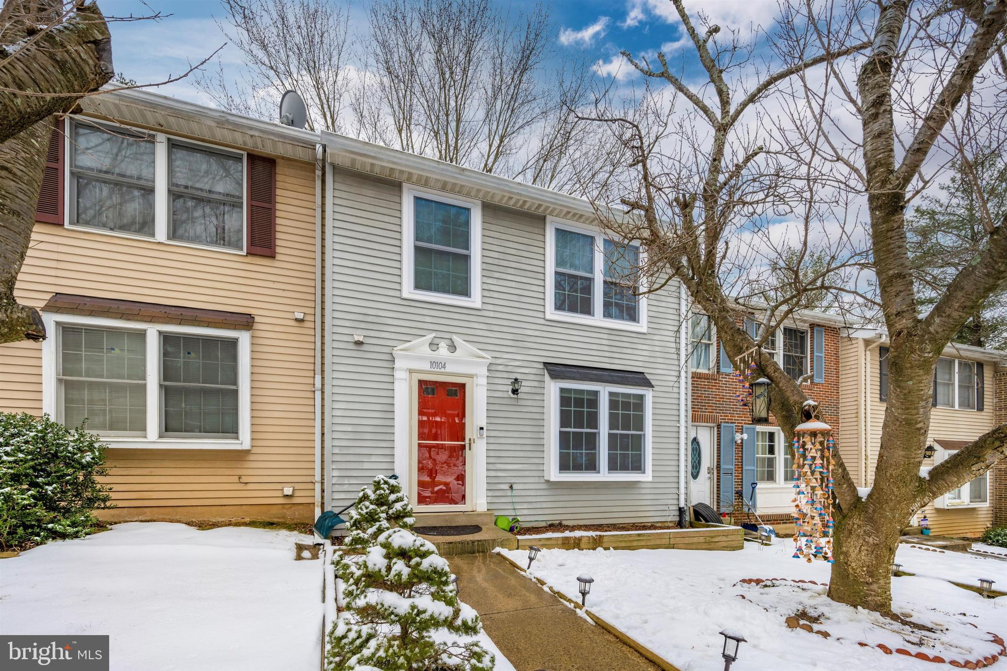 Totally renovated with wonderful modern design. Spacious and Move in ready three level Town home wit