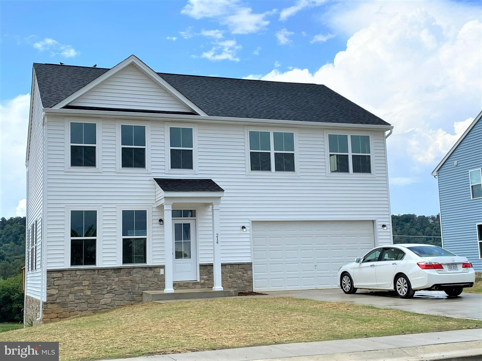 Pre sale, New Construction.... New 5 bedroom, 3 full bath colonial home offering open floor plan w/