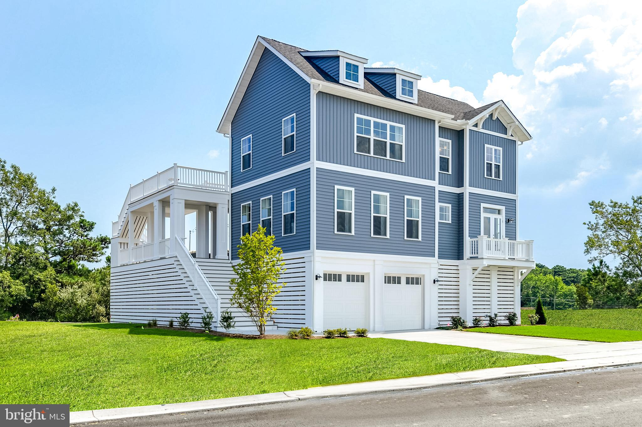 Welcome to White Creek at Bethany - This is a To Be Built home located on a beautiful corner lot ide