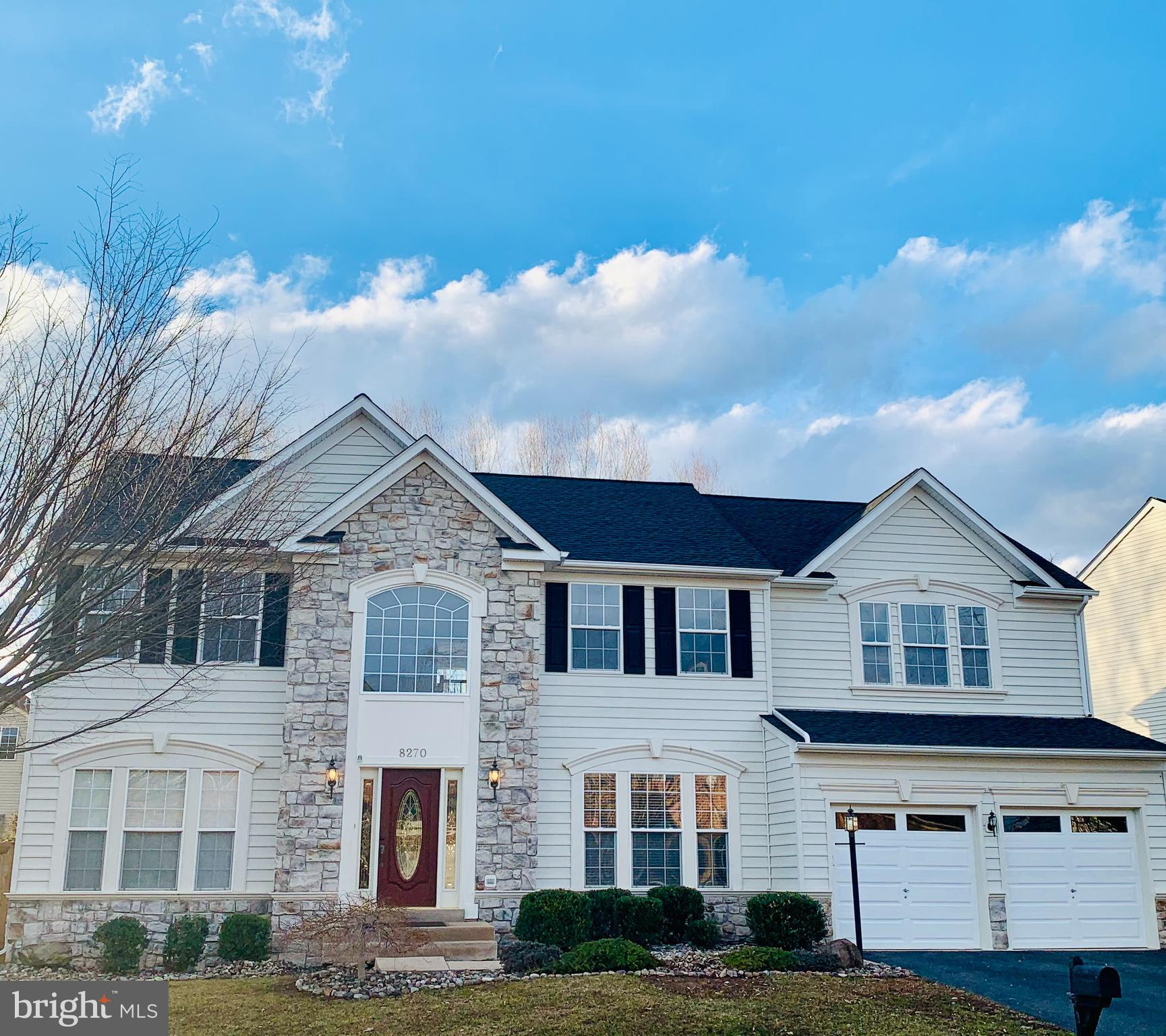 Great Location in Desirable Broad Run Oaks! This Beautiful Colonial is within walking distance of the Promenade at Virginia Gateway which is loaded with shopping, upscale restaurants and entertainment. Only Minutes to I-66, Route 29, OmniRide Commuter Bus Stop and the Limestone Drive Commuter Parking Lot. The VRE Train Station is less than 6 miles away. The house is great for entertaining and has real hardwoods throughout the Main Level. You enter an Elegant 2 Story Foyer to a large Office on the right. On the left is a Formal LR and Sep DR that leads to a Spacious Kitchen with granite countertops, a large island and double ovens. The Family Room has a fireplace and overlooks the fenced-in backyard. Wooded views from the deck in back will offer a perfect place to enjoy the upcoming warmer weather. There is Brand New carpeting on the Upper Level along with 4 Bedrooms and the Laundry. The large Primary Bedroom has a tray ceiling, separate sitting room, walk-in closet and luxury bath with soaking tub and separate shower. One of the Extra Bedrooms on the Upper Level has its own Private Bathroom, with the Other 2 Bedrooms sharing a Jack and Jill Bathroom. The basement is finished with an extra room/den, 2nd laundry and full bath.  Rear basement exit with walk-up stairs. Storage in the Garage. Roof replaced in 2021. Amenities Include: Clubhouse*Outdoor Pool*Tennis Court*Basketball Court*Tot Lots*Trash & Snow Removal.  This Home is Ready For Immediate Delivery!