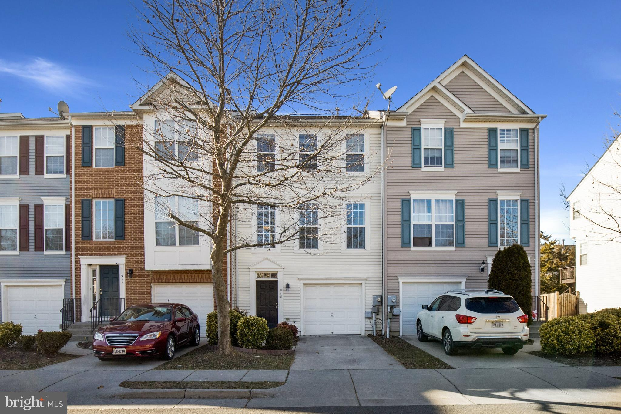 Desirable Town Home in sought-after Stephens City. Open main level floor plan, new dishwasher, newer