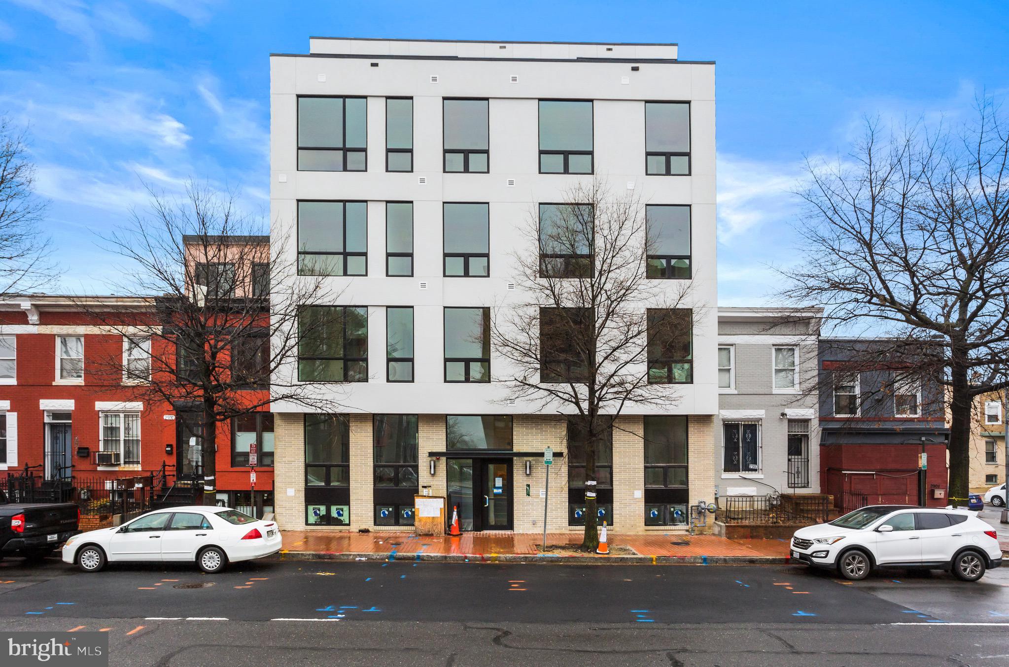 Introducing The Maddox, a new condominium community rising up along Georgia Avenue in Washington's v