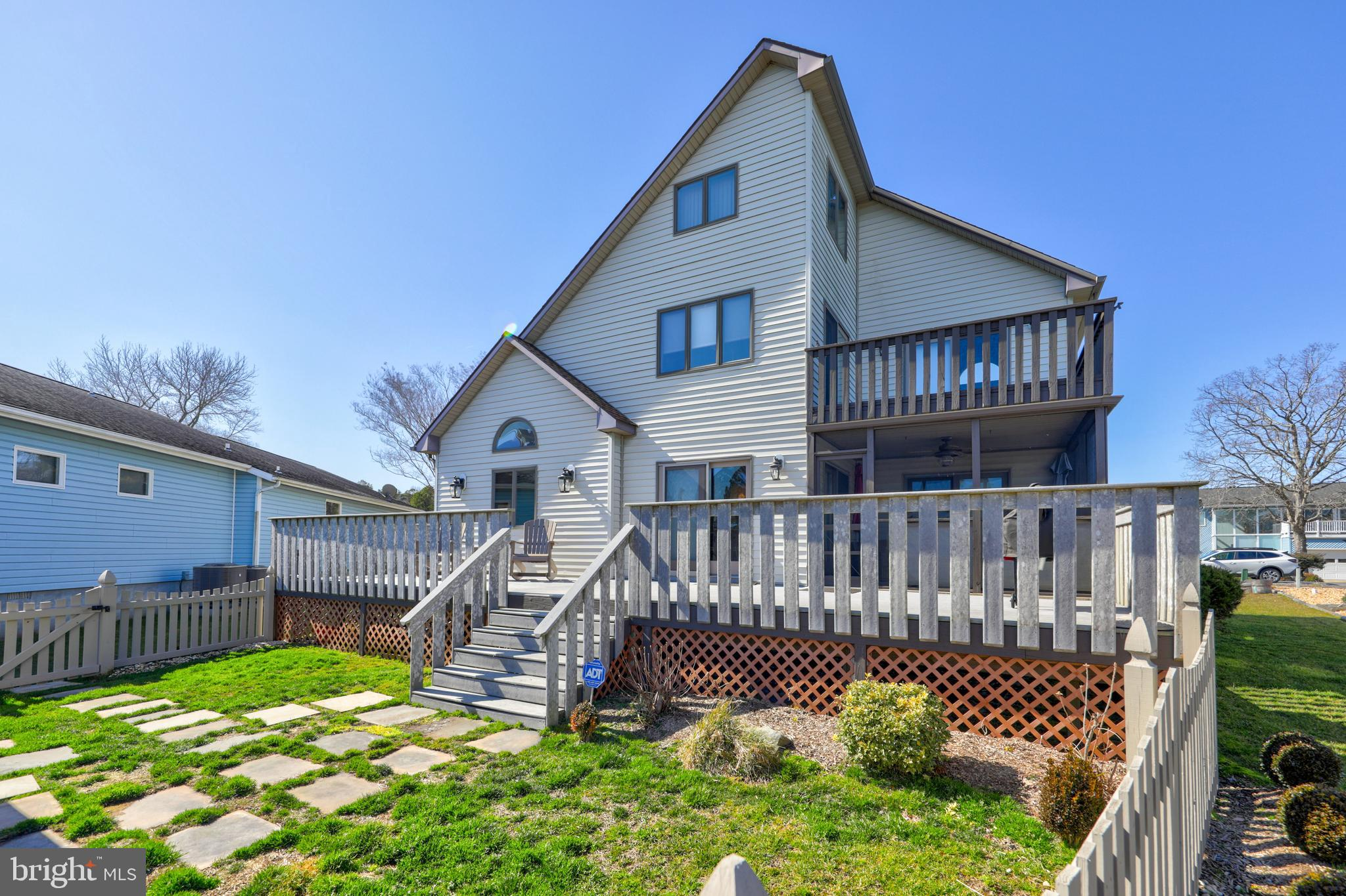 Tasteful updates meets waterfront location in the Pines.  Look no further, this home has everything