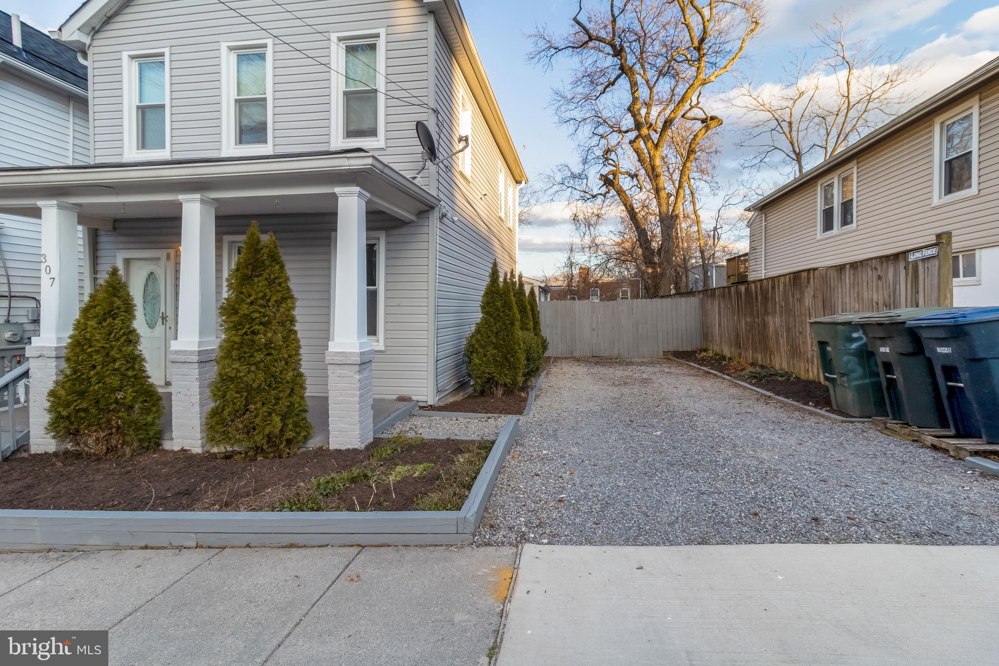 Welcome Home! This Beautiful Updated Colonial Features 3 Real Bedrooms and 2 Full Baths Upper Level,