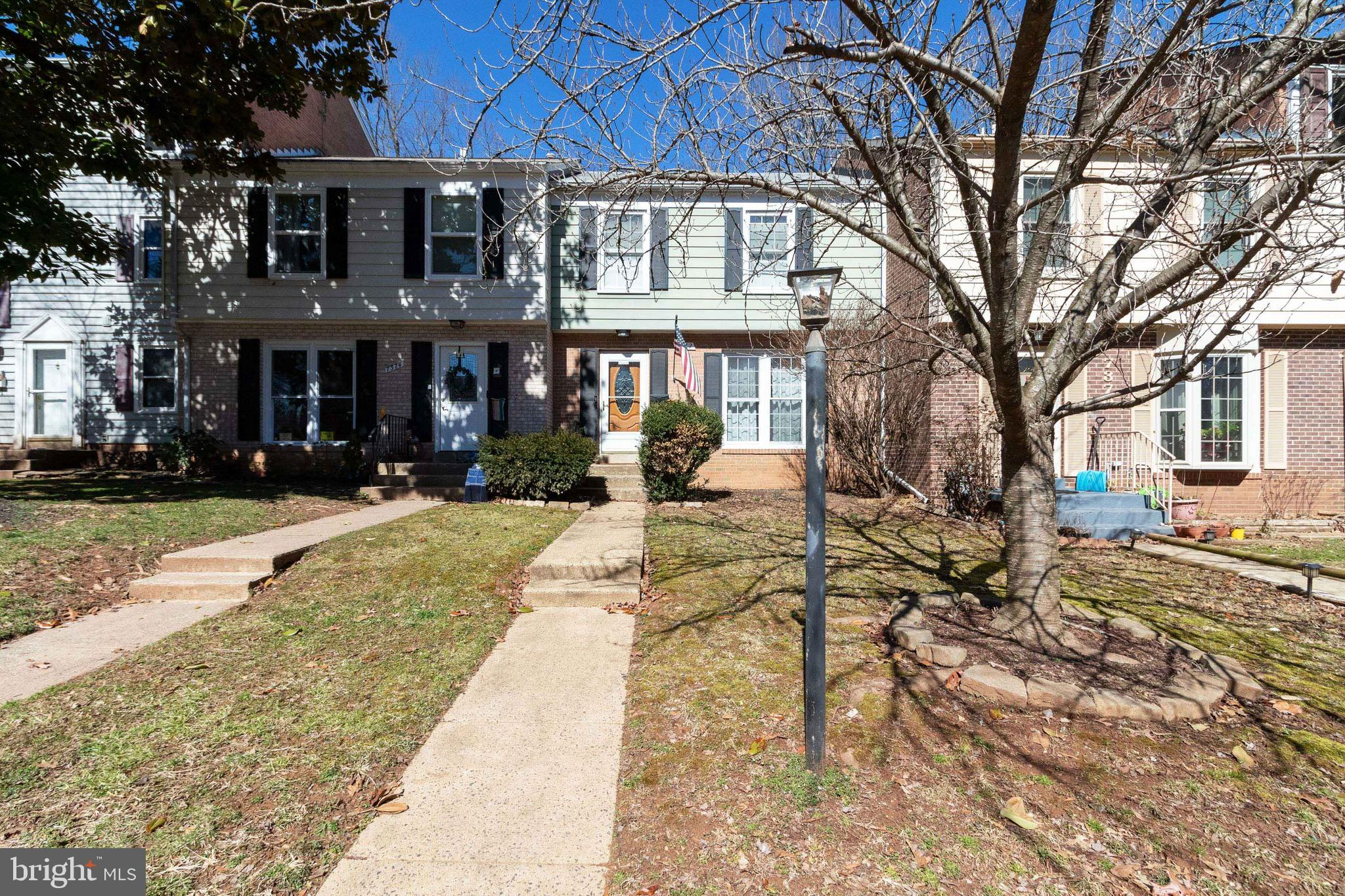 Well maintained and updated town home! Great floor plan with 3 bedrooms and 2.5 baths  Kitchen is bright and sunny   Large family room and dining room, perfect for entertaining  Fenced  rear yard with large deck,  shed  Easy access to restaurants and I-66