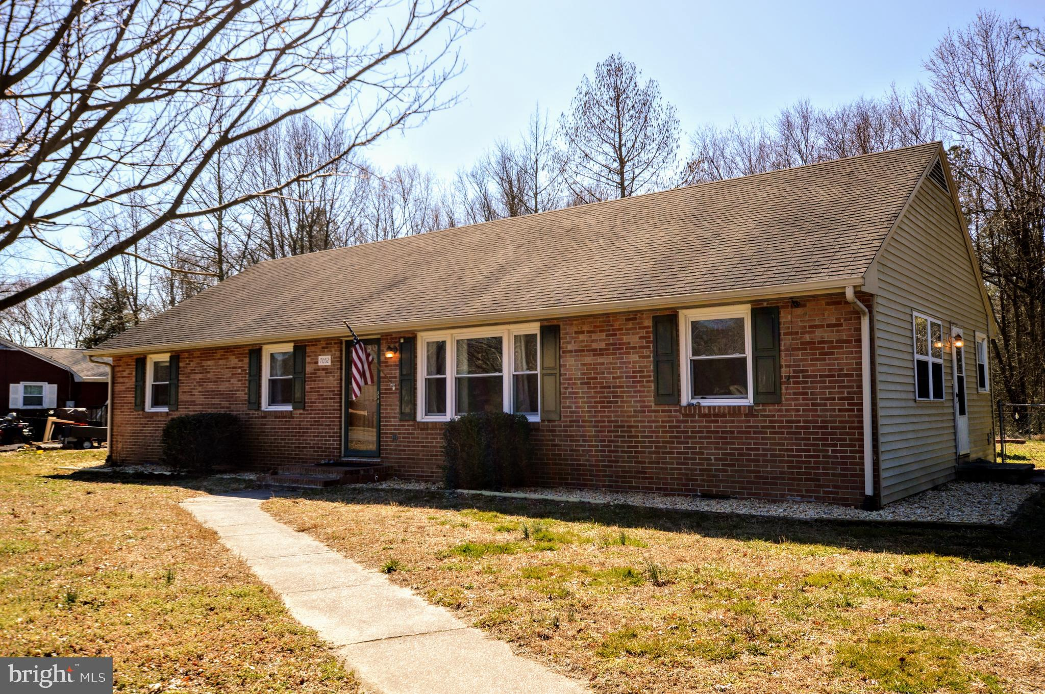 Must see this 3 bedroom, 1 and a half bath home in Salisbury, Maryland! This home makes for a perfec