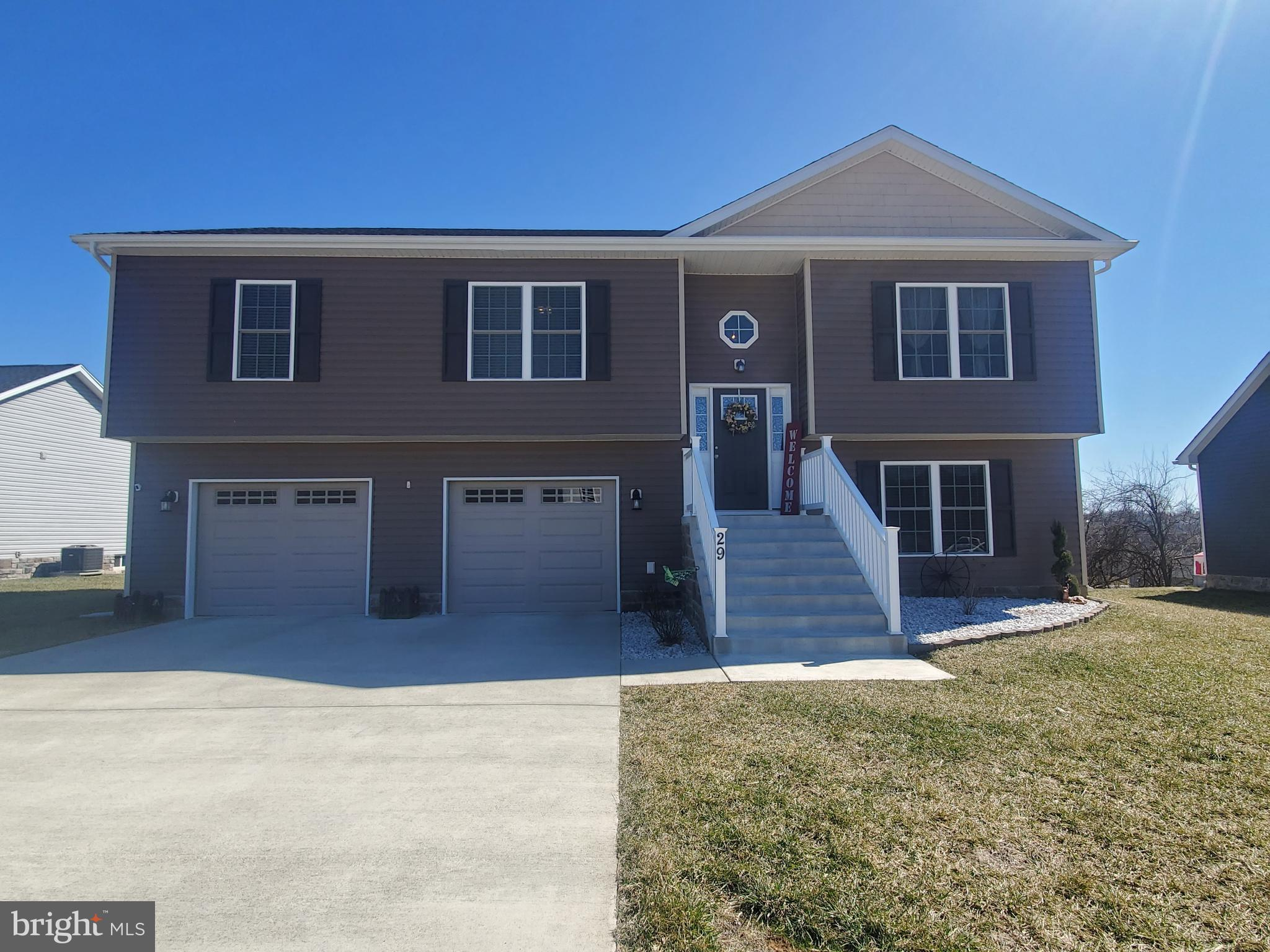 Why wait for new construction when this nearly new home is move in ready!  Offering 2000+ square fee