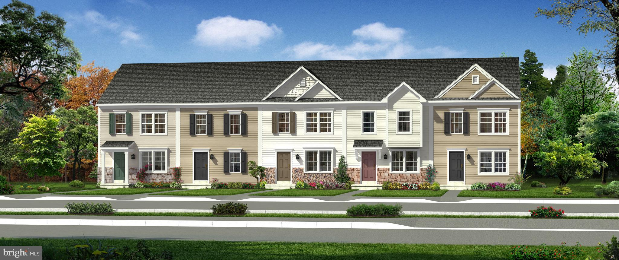 Welcome home to the Madison II Plan Townhome. The Madison II 3B, 2.5BA. features 2x6 construction, o