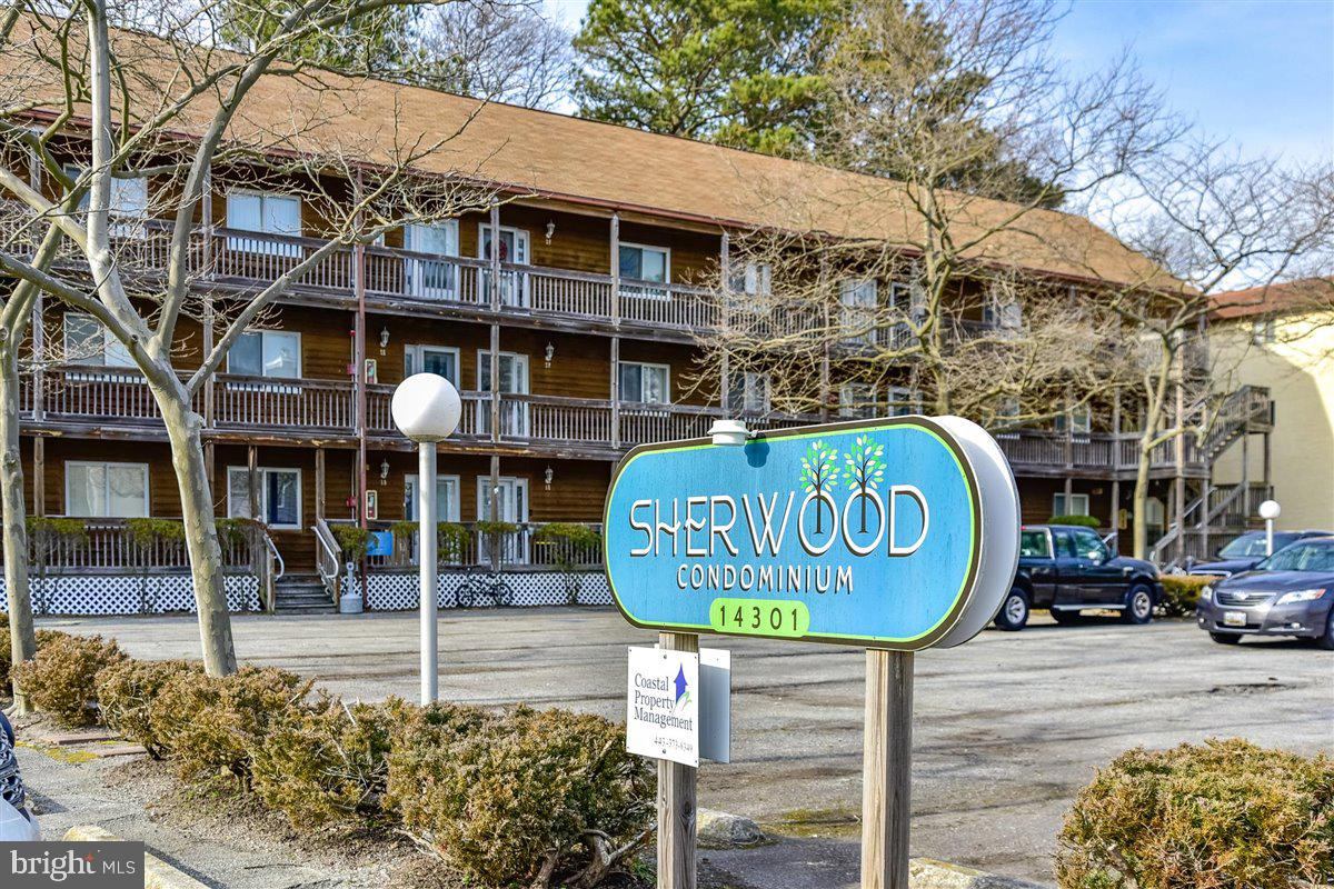 Welcome to the beautiful and very desirable neighborhood of Caine Woods located in uptown Ocean City.  Unit 2H is perfect for you if you have been thinking about moving to the beach or using it as an investment property. Being sold fully furnished for turn key opportunity.  Comes with 2 designated parking spots and just a quick walk to the beach. Unit has had a new back deck put on and a storage shed for bikes and beach chairs.  Hot water heater, fridge and stove are less than 1 year old. Look no further! This condo could be yours.