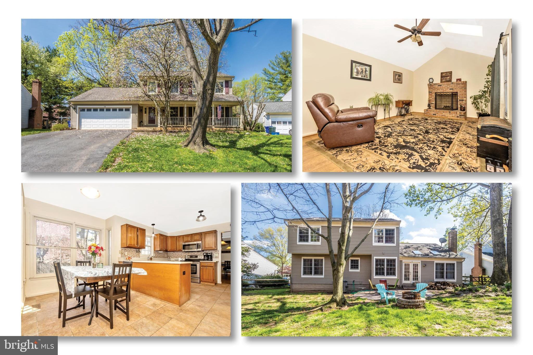 Get in this one quick before the multiple offers start accumulating!  This home has a fabulous front
