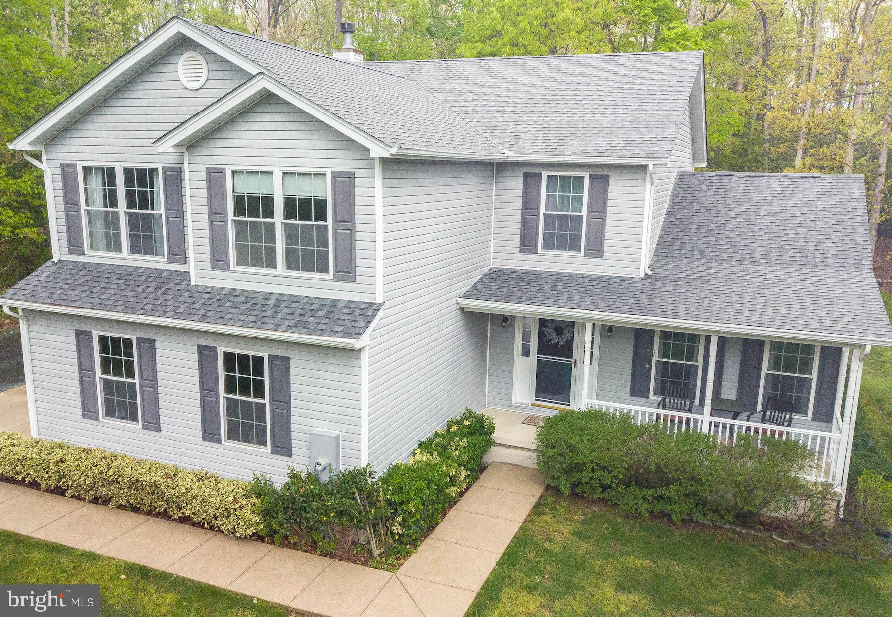 Beautiful 4 bedroom 2.5 bath colonial home in the highly desirable Whitehall neighborhood. Enjoy thi