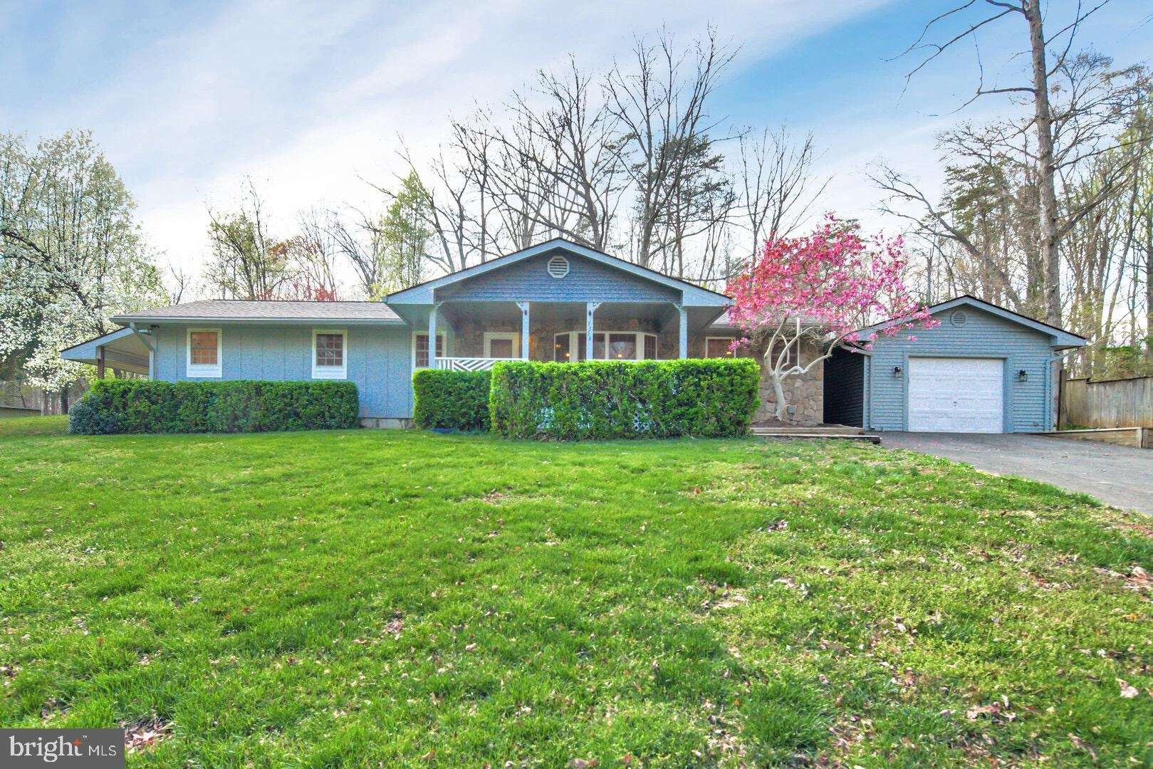 Beautifully remodeled rambler on just over an acre of treed land in a GREAT location!!  July 2019 there was a full remodel done to the home to include: Full Kitchen, All New appliances, New Flooring, All Bathrooms Fully Renovated, New Roof, New Water System.  2021- New Paint throughout, All new carpeting, recessed lighting added.   New Water System, Filtration and Pump, New HVAC (all within 5 years).   This home is TRULY move in ready! Don't Miss Out...this home is going to be HOT!!