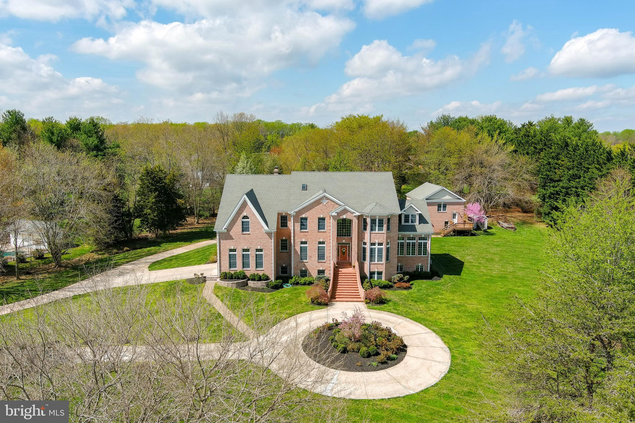 No expense was spared in this magnificent 6-bedroom, 6.5-bath mansion in Laytonsville, as the owner