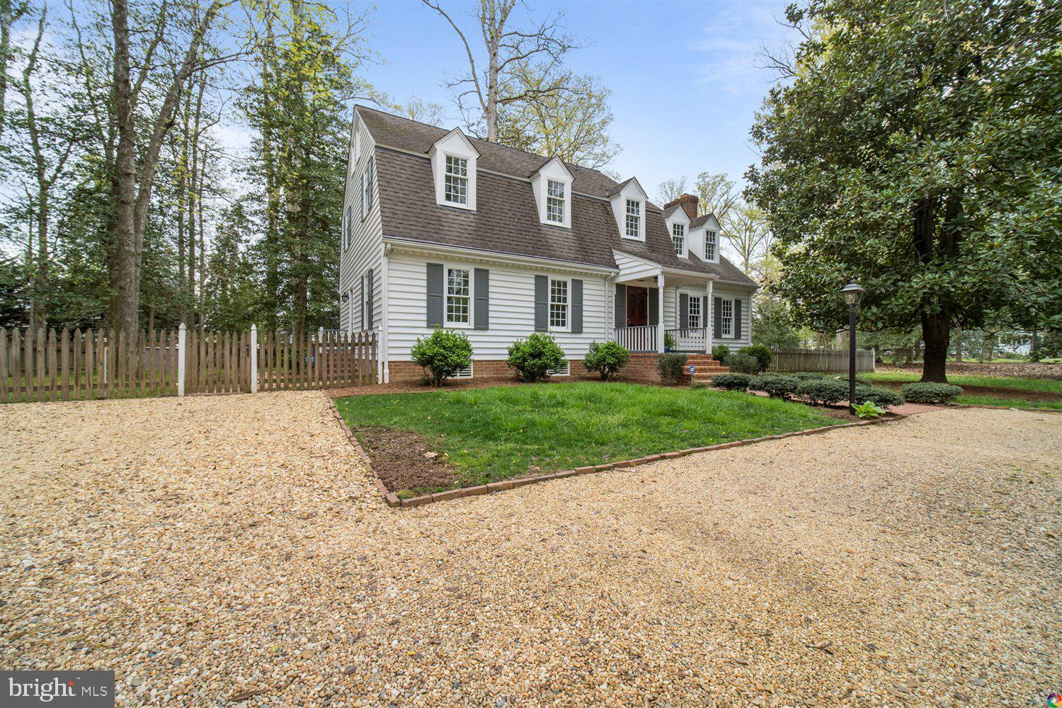 This is a rare opportunity to purchase a one-owner Beautifully Maintained Custom Built Williamsburg