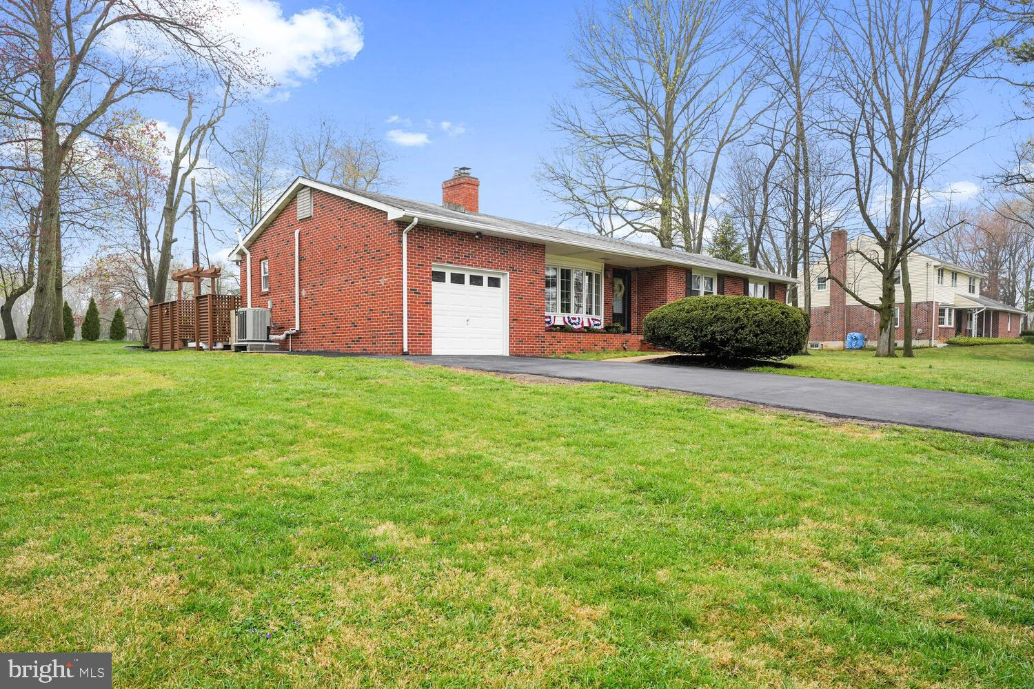 Beautiful renovated 4 bedroom 2 full bath  brick ranch  on spacious .69 acre lot in popular North Wi