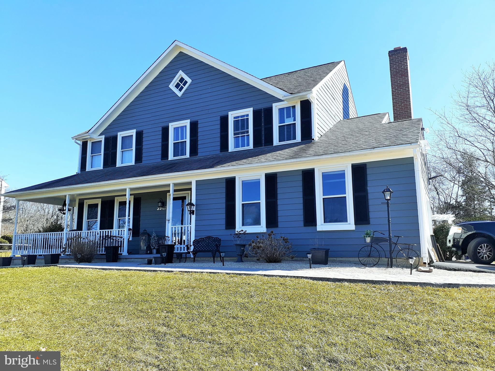 YOU WILL FALL IN LOVE WITH THIS HOUSE AND THE AREA INSTANTLY!  We have loved every minute of our lif