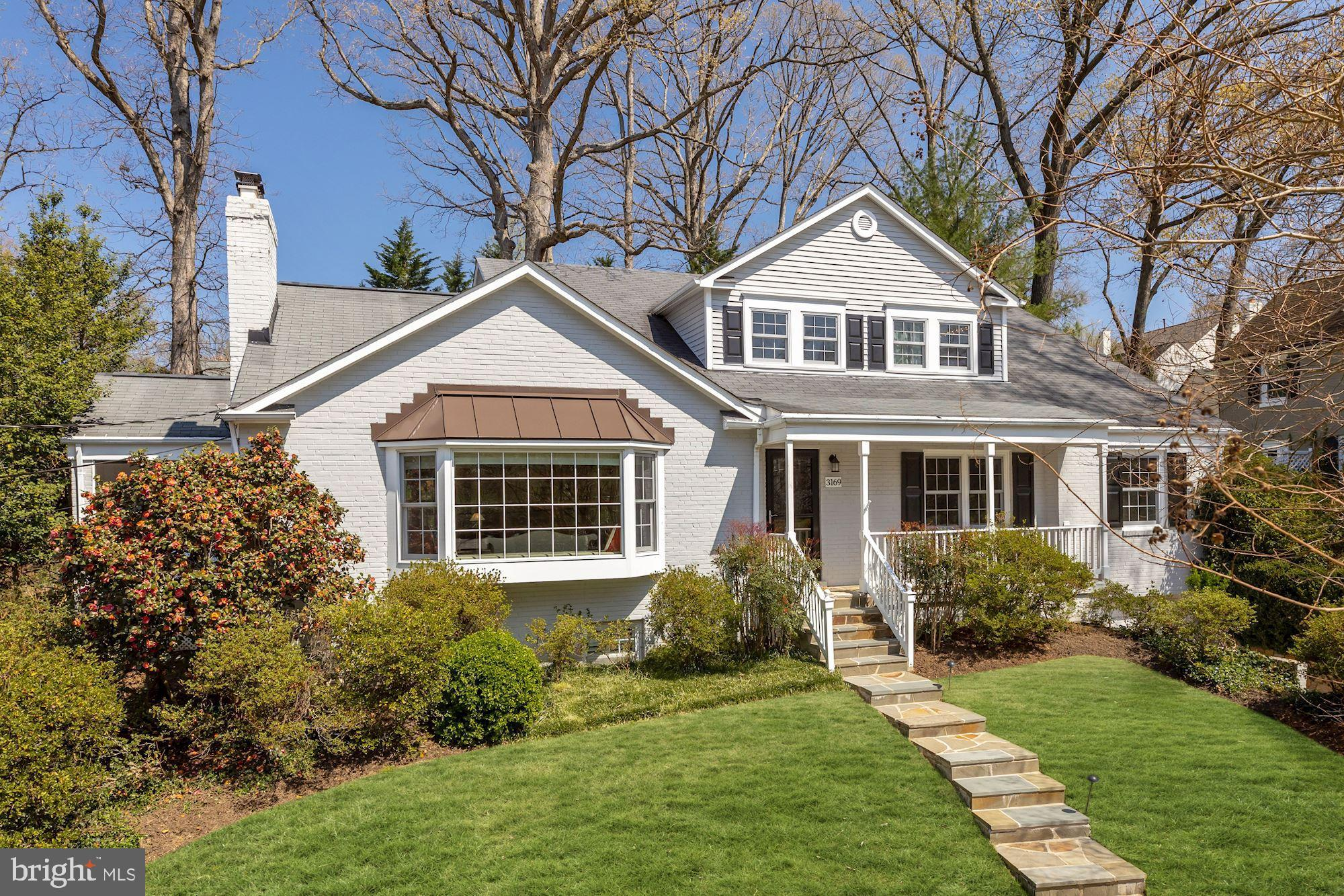 Gorgeous and updated colonial in sought after Bellevue Forest! Featuring a sunny layout with an expa