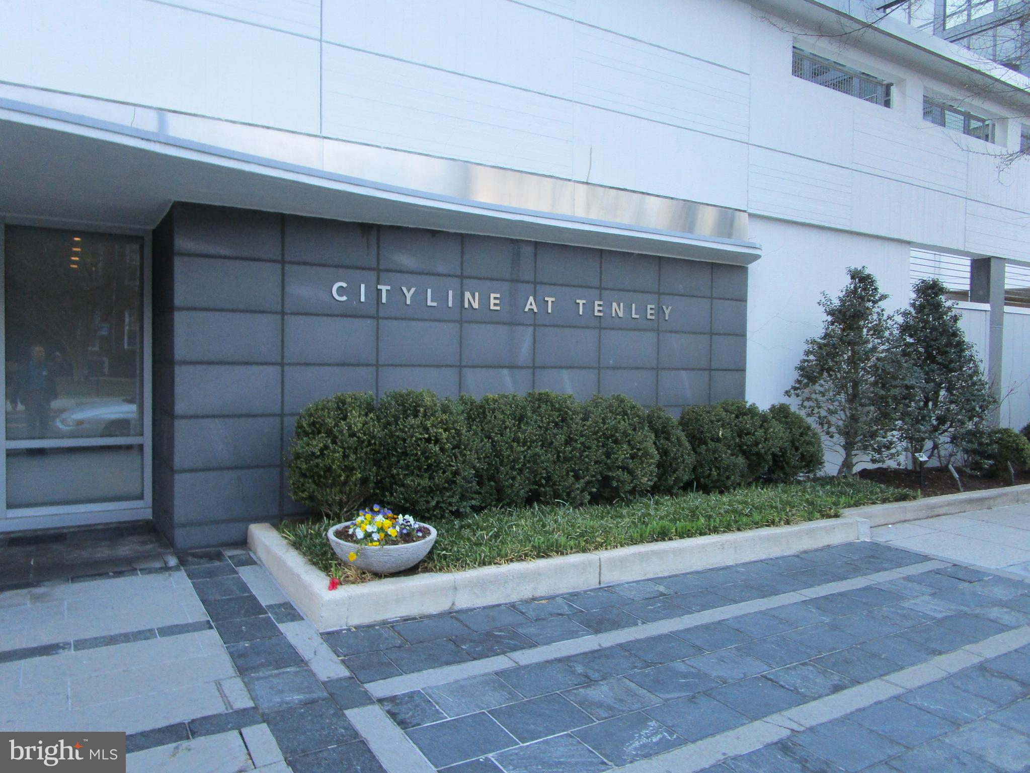 Welcome to Cityline at Tenley! This fabulous condo complex is located at the corner of Wisconsin Ave