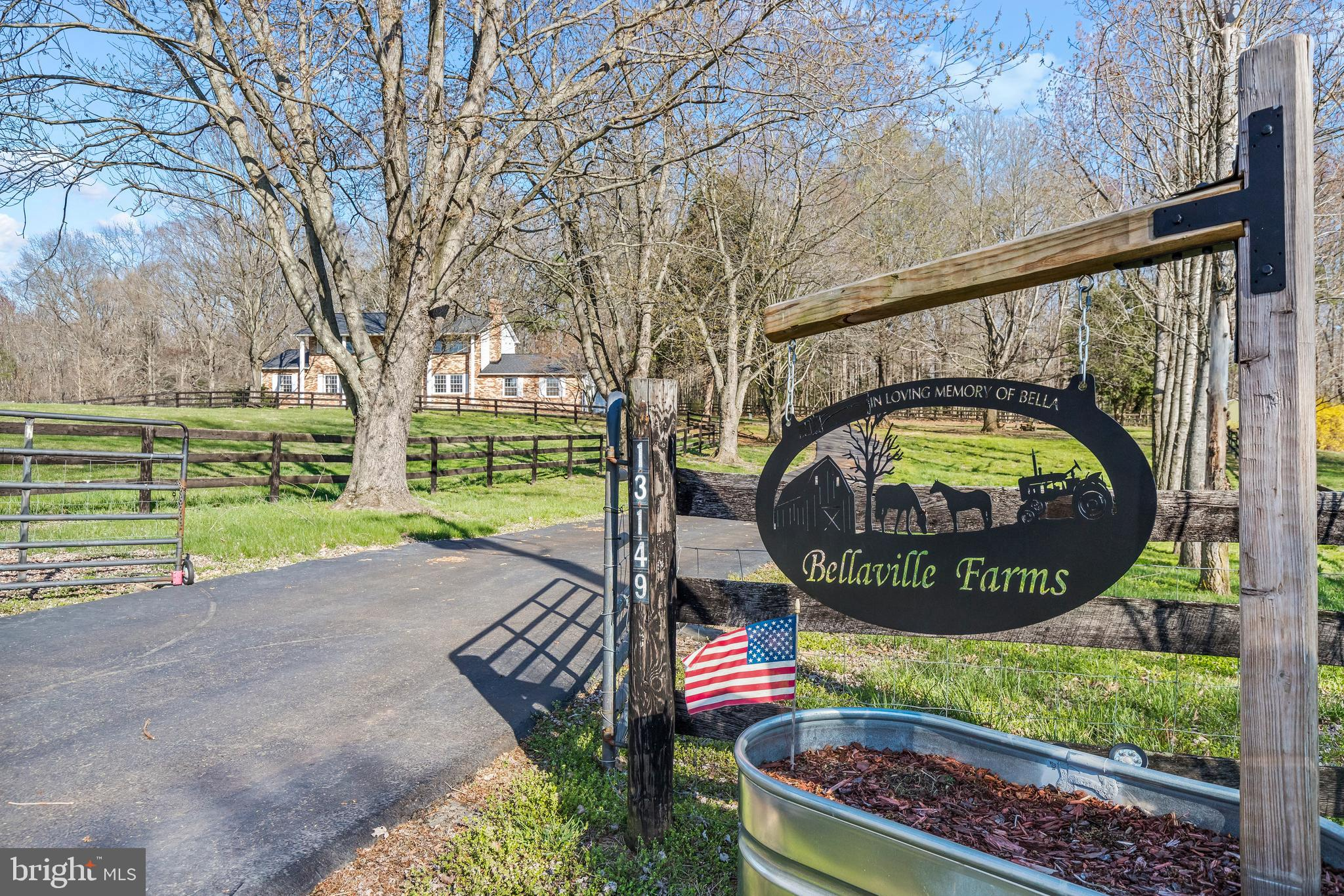 Once-in-a-lifetime opportunity to own a gorgeous colonial style turn-key income producing equestrian