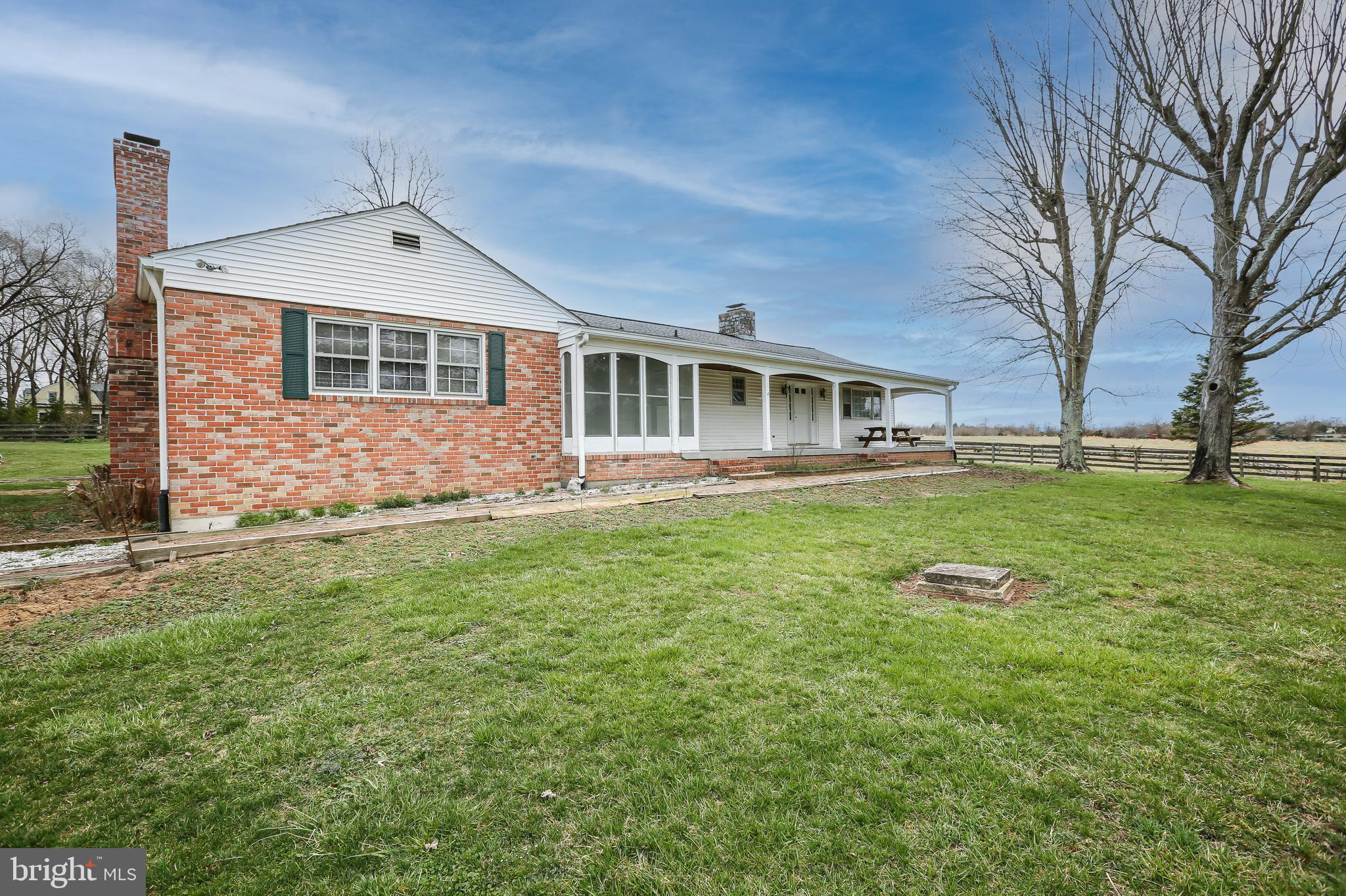 A great opportunity not to be missed!  Here is your chance to own a solid built brick/wood ranch hom