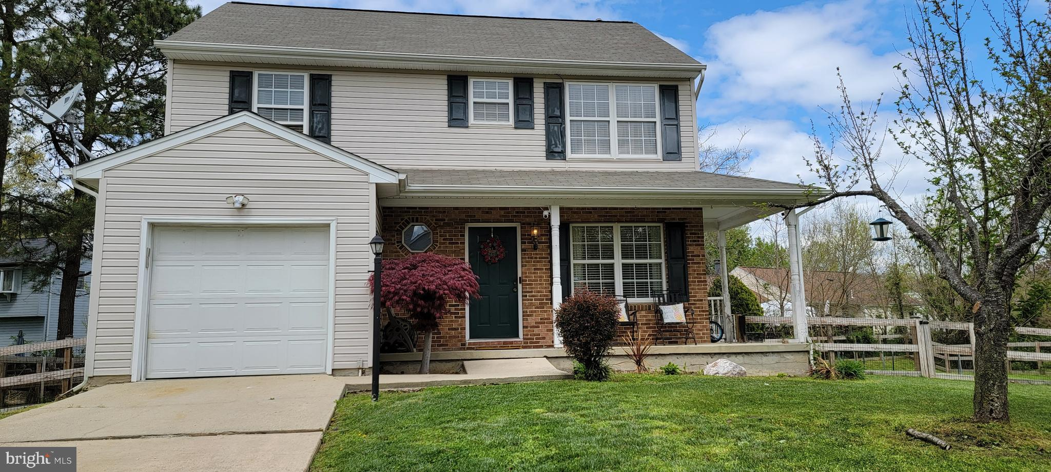 A Freshly painted, wonderfully updated home perfect for you. With plenty of space in this 3 level ho