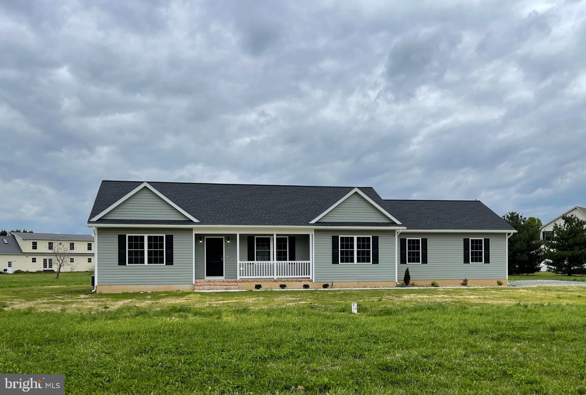 Just completed, NEW construction located in Bridgetown Estates, Centreville Maryland. This fabulous