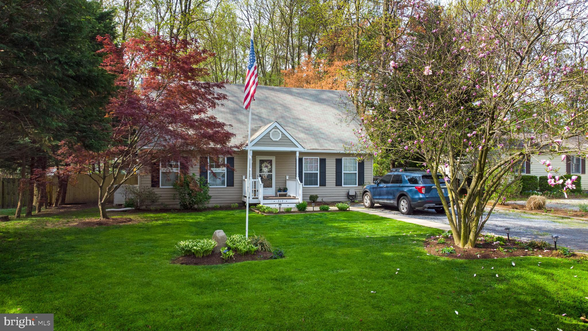 So many reasons to love this well maintained cape cod as it has everything you could ask for in a 3