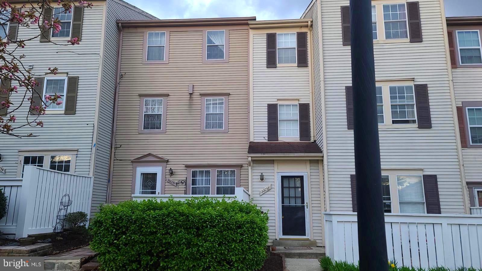 Come see this Beautiful and Charming home.  Less than 5 minutes from Montgomery College. Home is sol