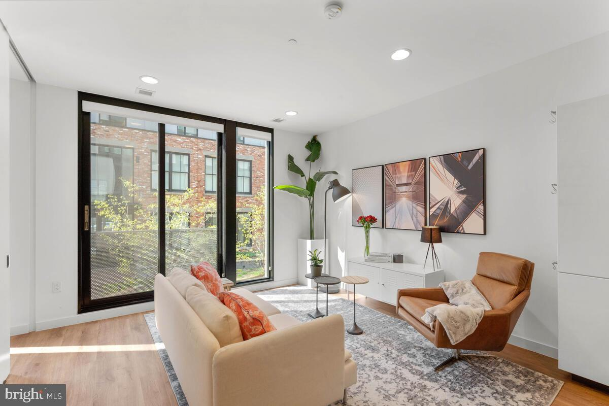 Vibrant Truxton Circle-New Construction delivered in LATE 2018, concrete slab and steel building, ex