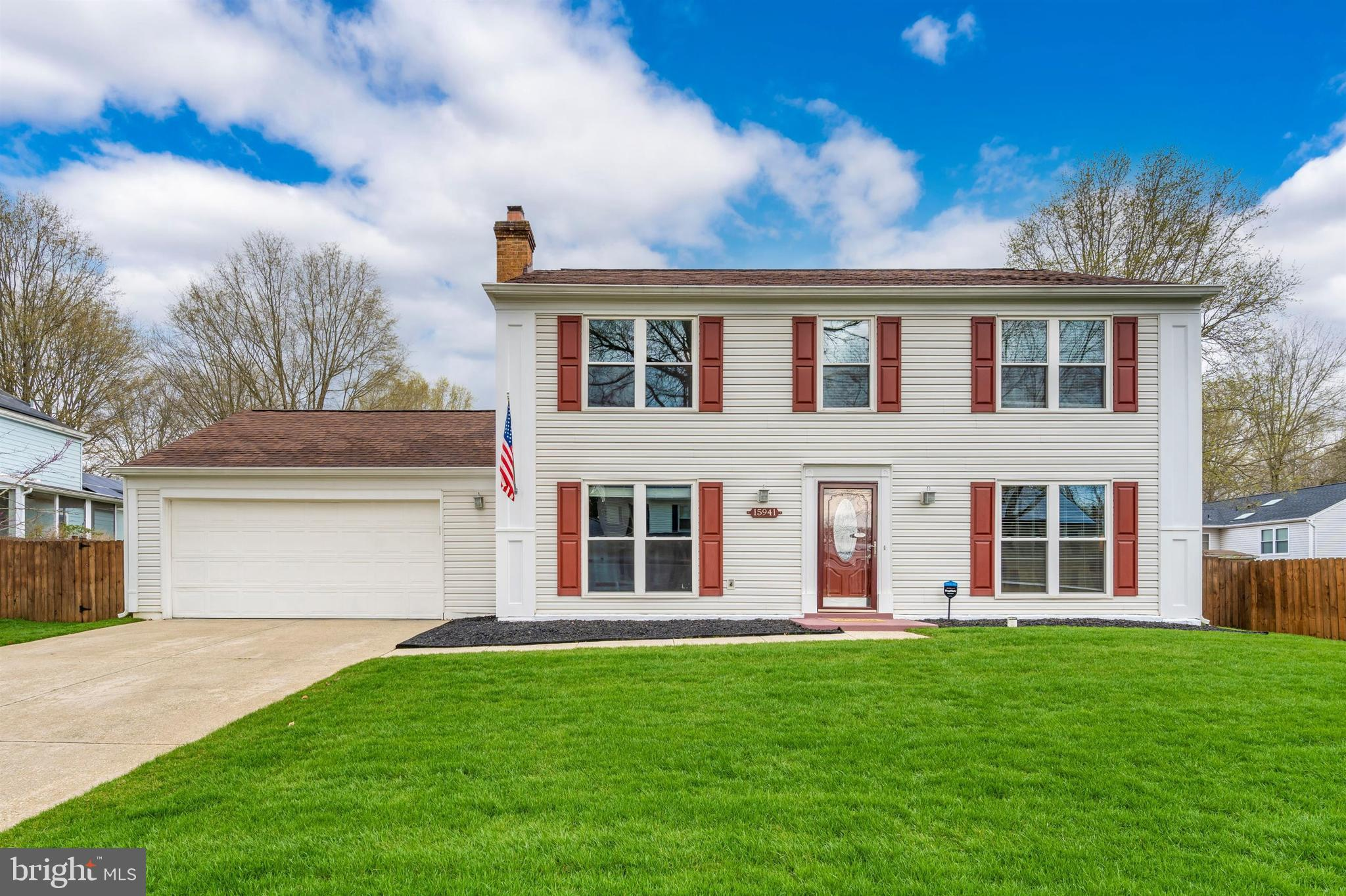 "UPDATE: HIGHEST AND BEST DUE BY MONDAY, 4/5/2021 @5PM!  Immaculate and Well Maintained 4BR, 2.5BA with 2-Car Garage for sale in Bowie!  This is one of those ""Honey, Stop the Car"" moments!!  As you drive up, you can't help but notice the curb appeal on this home - gorgeous yard with lush green grass surrounding the house. This home includes a formal living room and separate dining room with engineered hardwood floors that open to an incredible screened-in porch. The kitchen has been updated with newer cabinets, stainless steel appliances and table-space for casual dining. You will also find a cozy family room with a wood-burning fireplace, powder room and laundry room on the main level.  The second level of this home includes a Master bedroom with its own private bath and walk-in closet, and three additional bedrooms with a hall bath to share! Your beautiful fenced-in (2015) backyard is complete with a trex low maintenance deck (2016), your very own greenhouse for extra outdoor storage, 8x8 shed (2016), an underground sprinkler system (2016), mounted solar security lights (2020) and an emergency power hookup for a future generator (2017)! The owners have taken great care of this beauty and put in over 120k in renovations and upgrades throughout the years, which includes the roof (2018), windows, heating system & water heater (2011) - just to name a few...and it definitely shows as you explore inside and out!  Open House - Saturday, April 3rd - 11am-2pm!!  Make your appointment to see it today!"