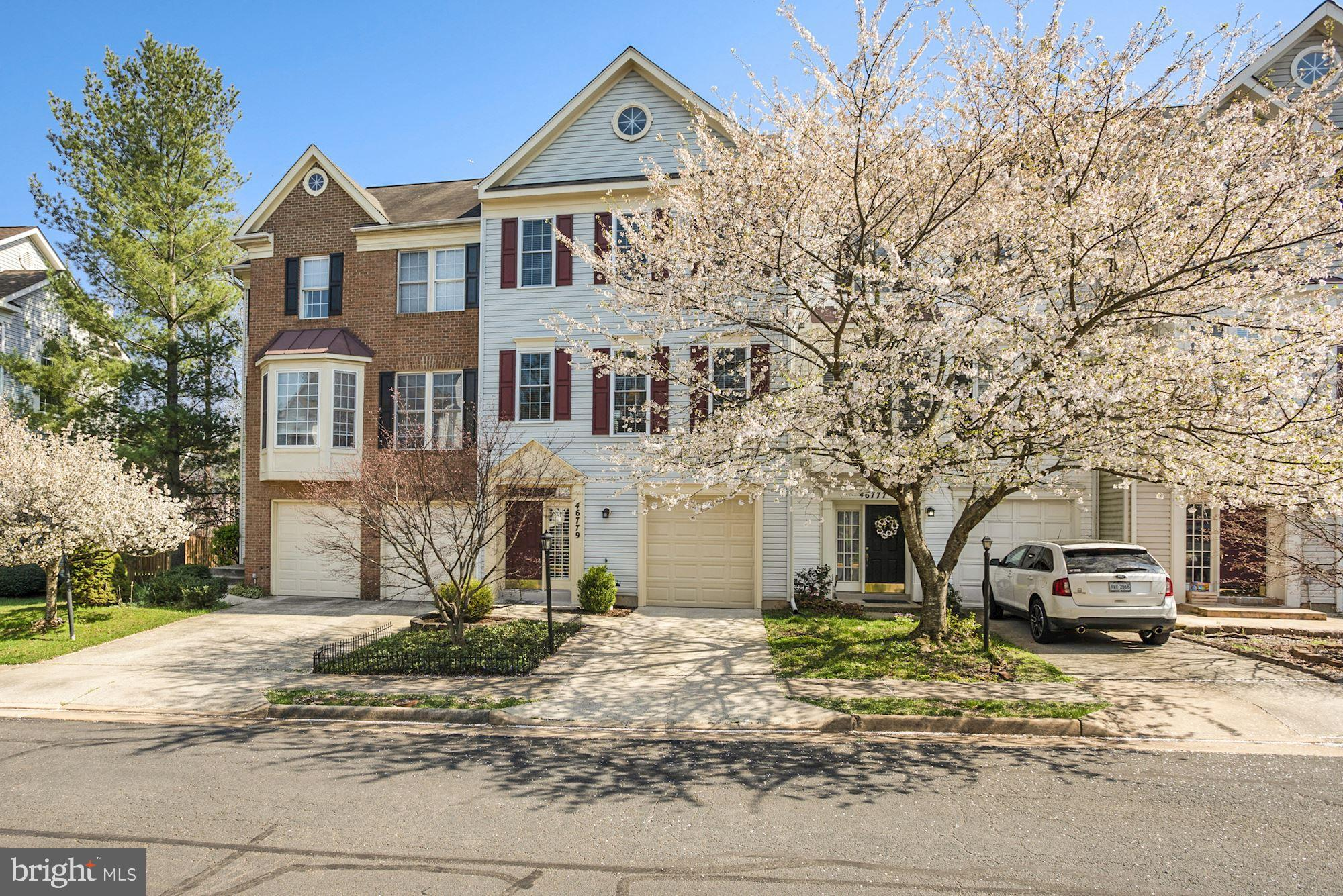 Location, Location, Location!  Amazing 3 bedroom , 2 full, 2 half bath townhome in sought after Poto